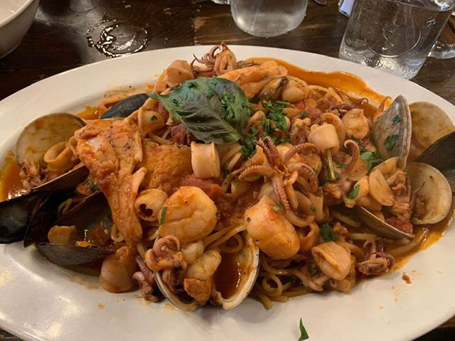A delicious plate of #seafood! Pure perfection!