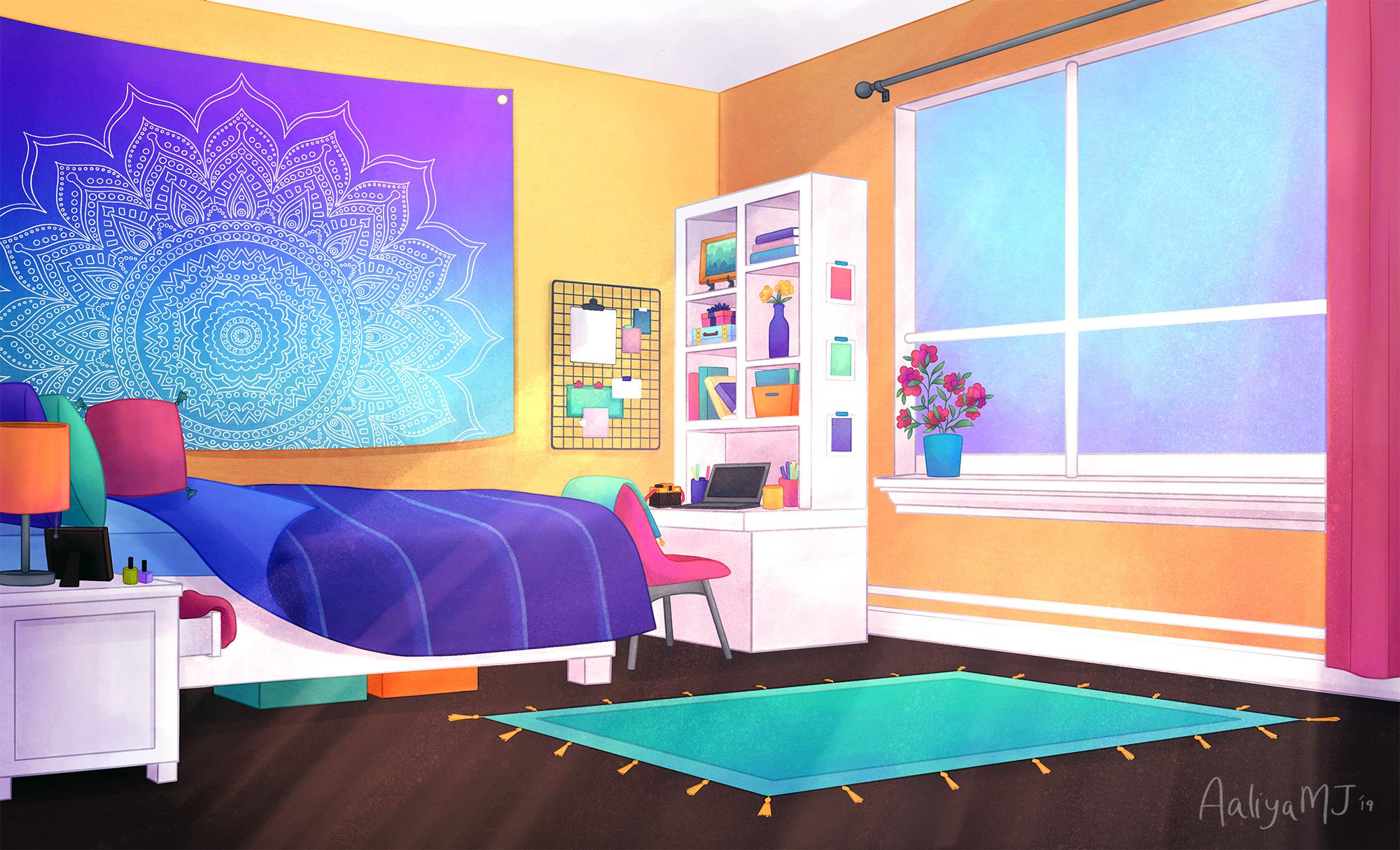 Jenna's Bedroom