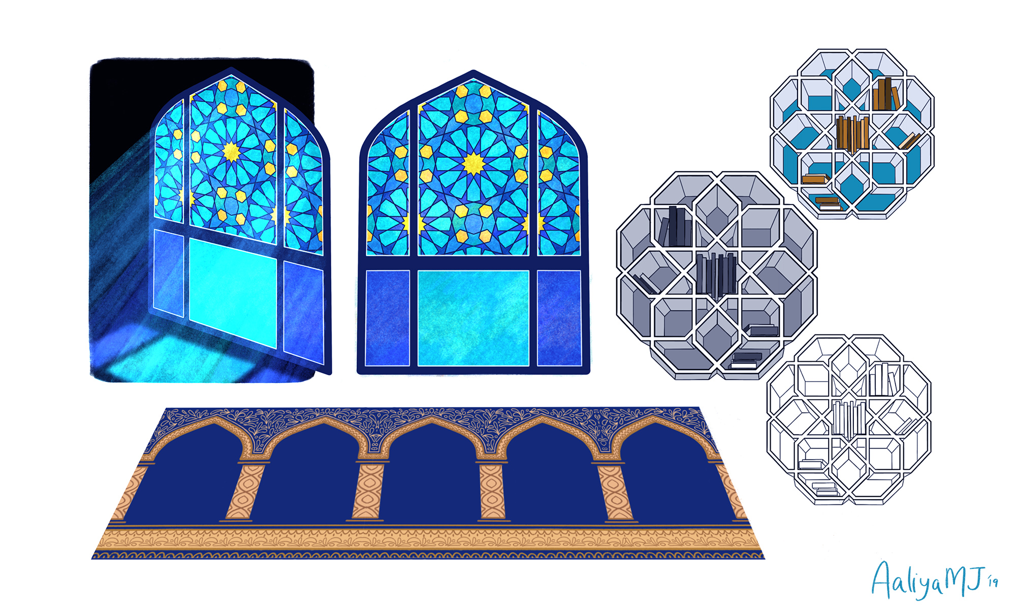 Masjid Props