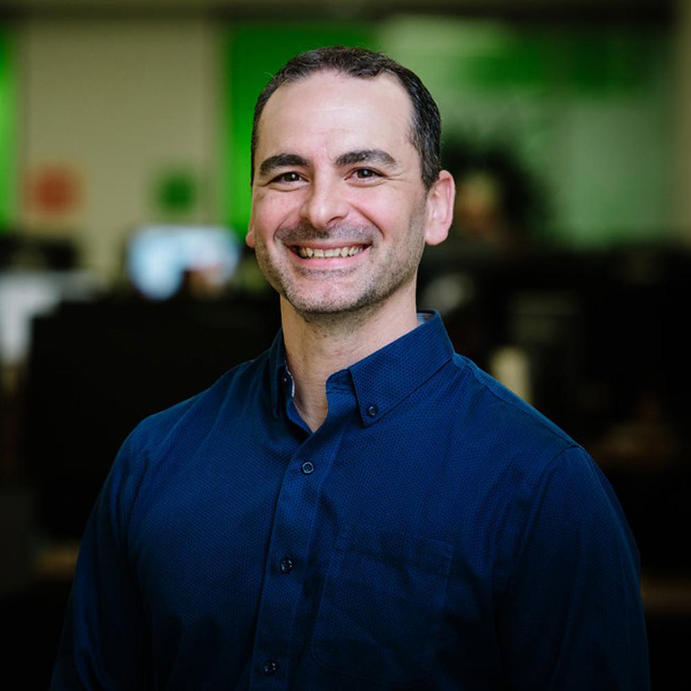 Adam Volpe - Vice President, Customer SuccessDownload headshot