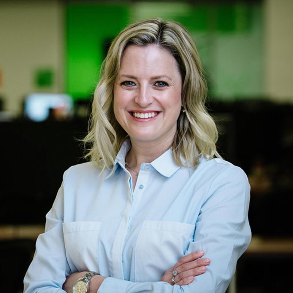 Caryn Petker - Vice President, TalentDownload headshot
