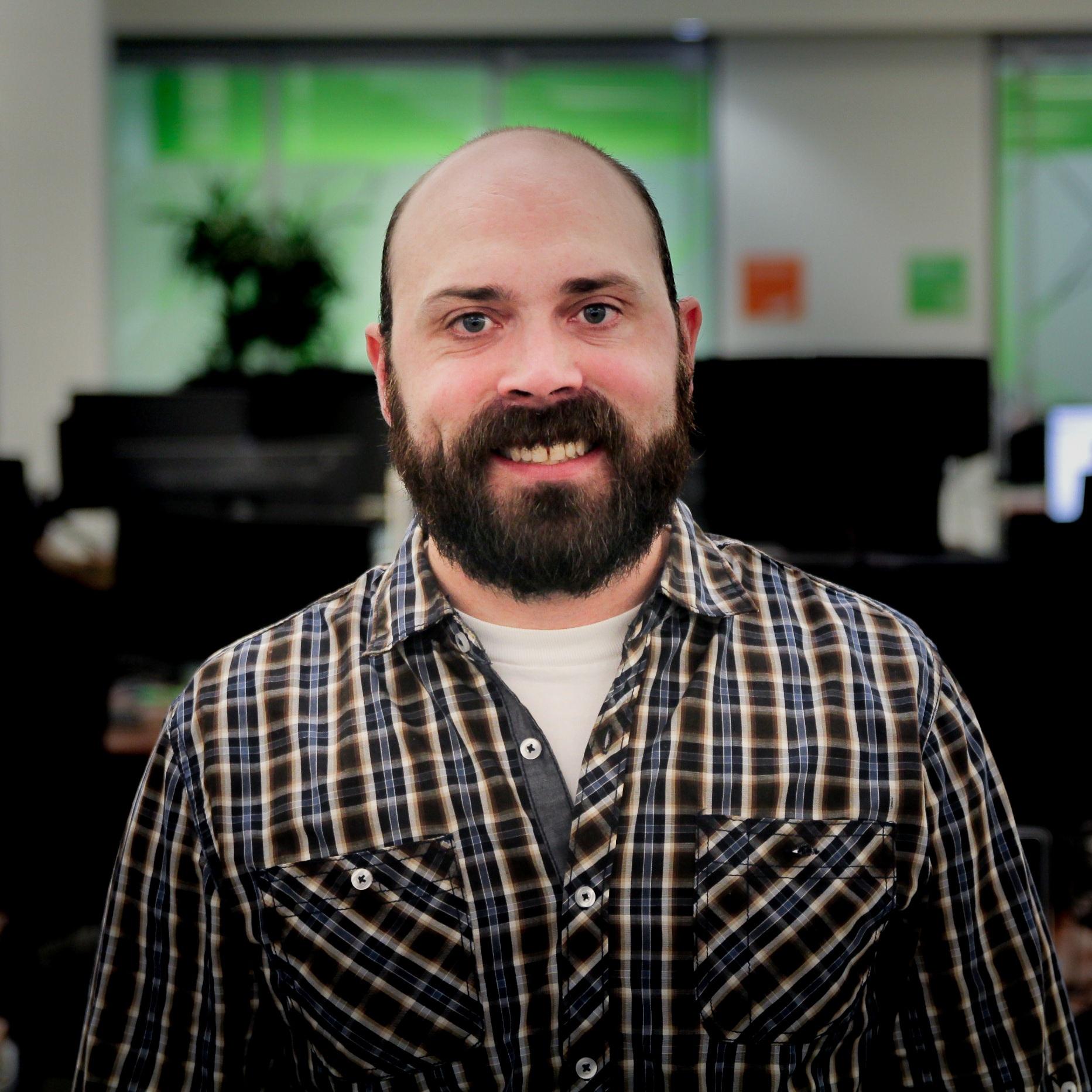 Tim Collins - Vice President, EngineeringDownload headshot