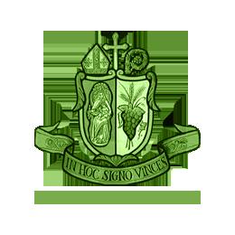 fraternite notre dame logo green.png