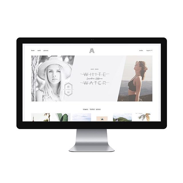 I finally decided to rebuild my website 6 months ago after being down for years, and now I'm finally deciding it's probably time to share it (At some point I swear I'll order some business cards) 🤷🏻♀️ so, if you haven't stopped by yet.... #linkinbio 🙄