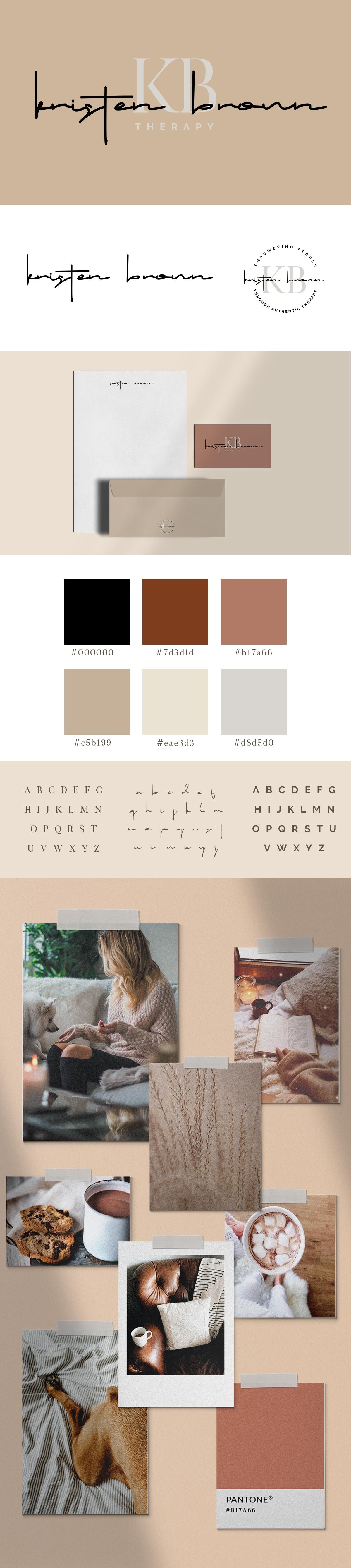 Kristen brown Cozy Therapy Brand Board.jpg
