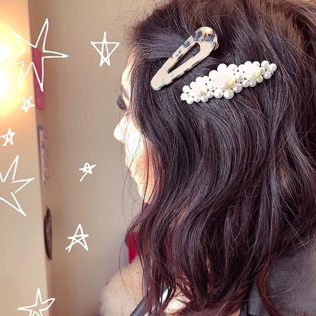Okurrr I'm on the hair clip train✨