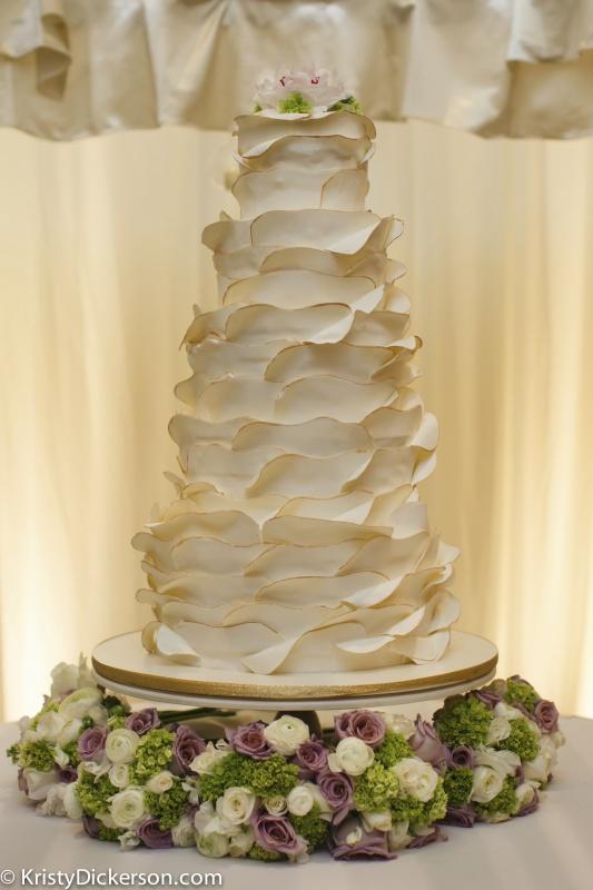 wedding - gold_trim_rose_petals.jpg