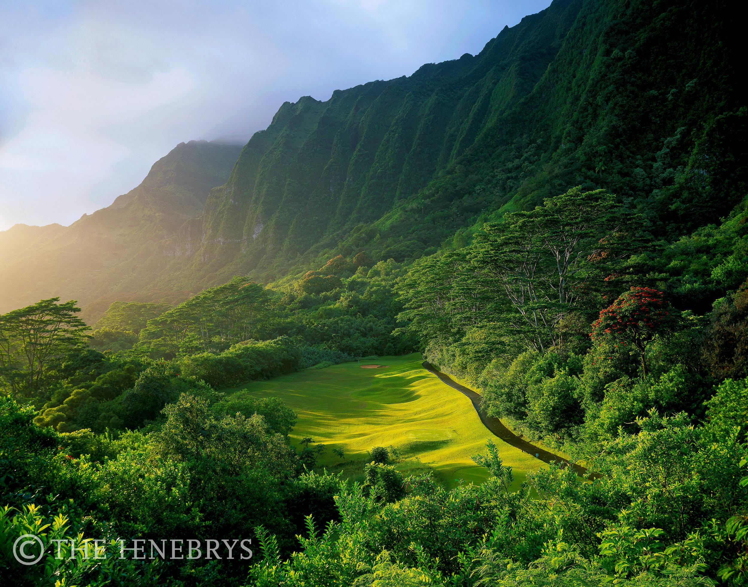 15th Koolau Golf Club, Hawaii