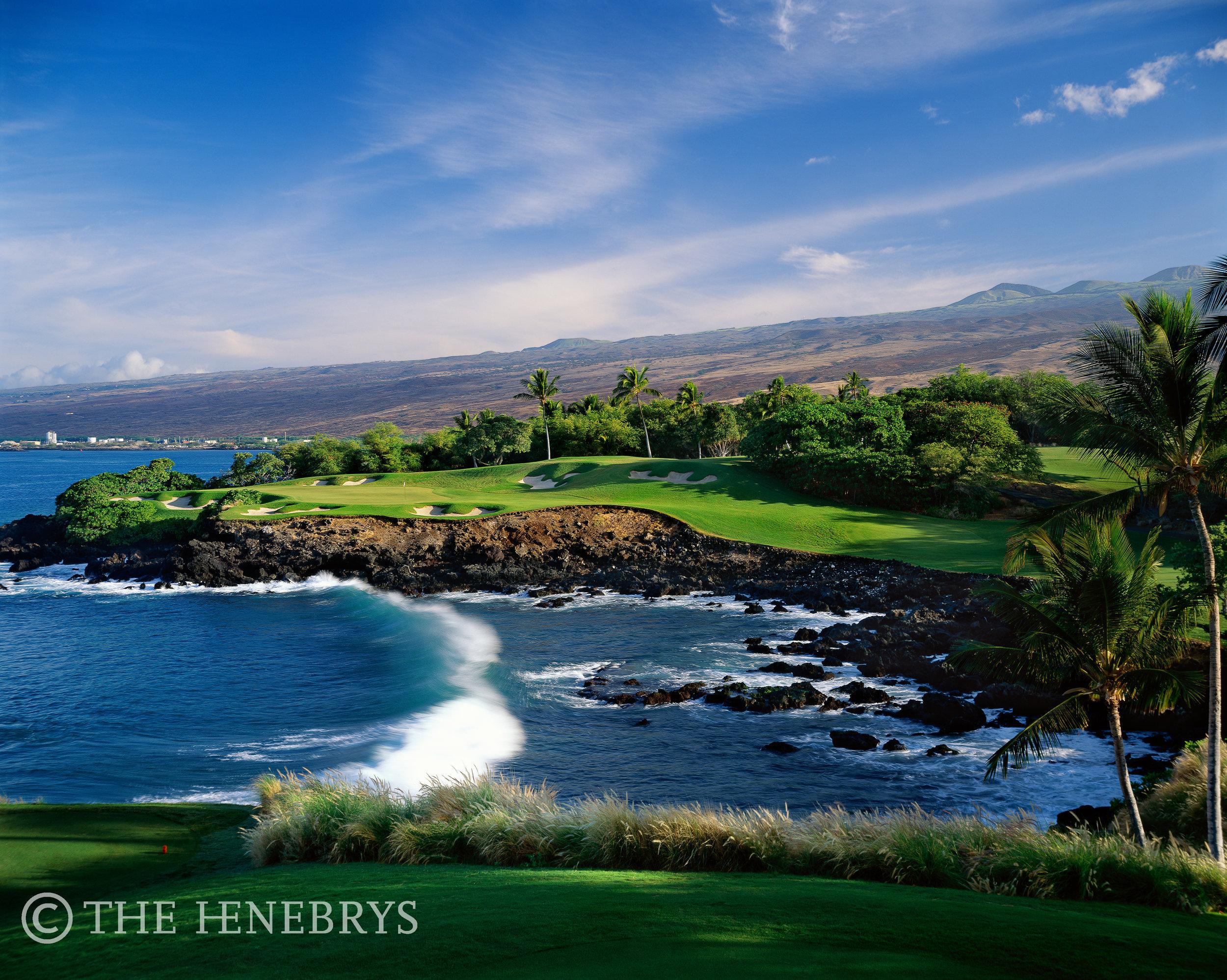 3rd Mauna Kea Golf Course, Hawaii