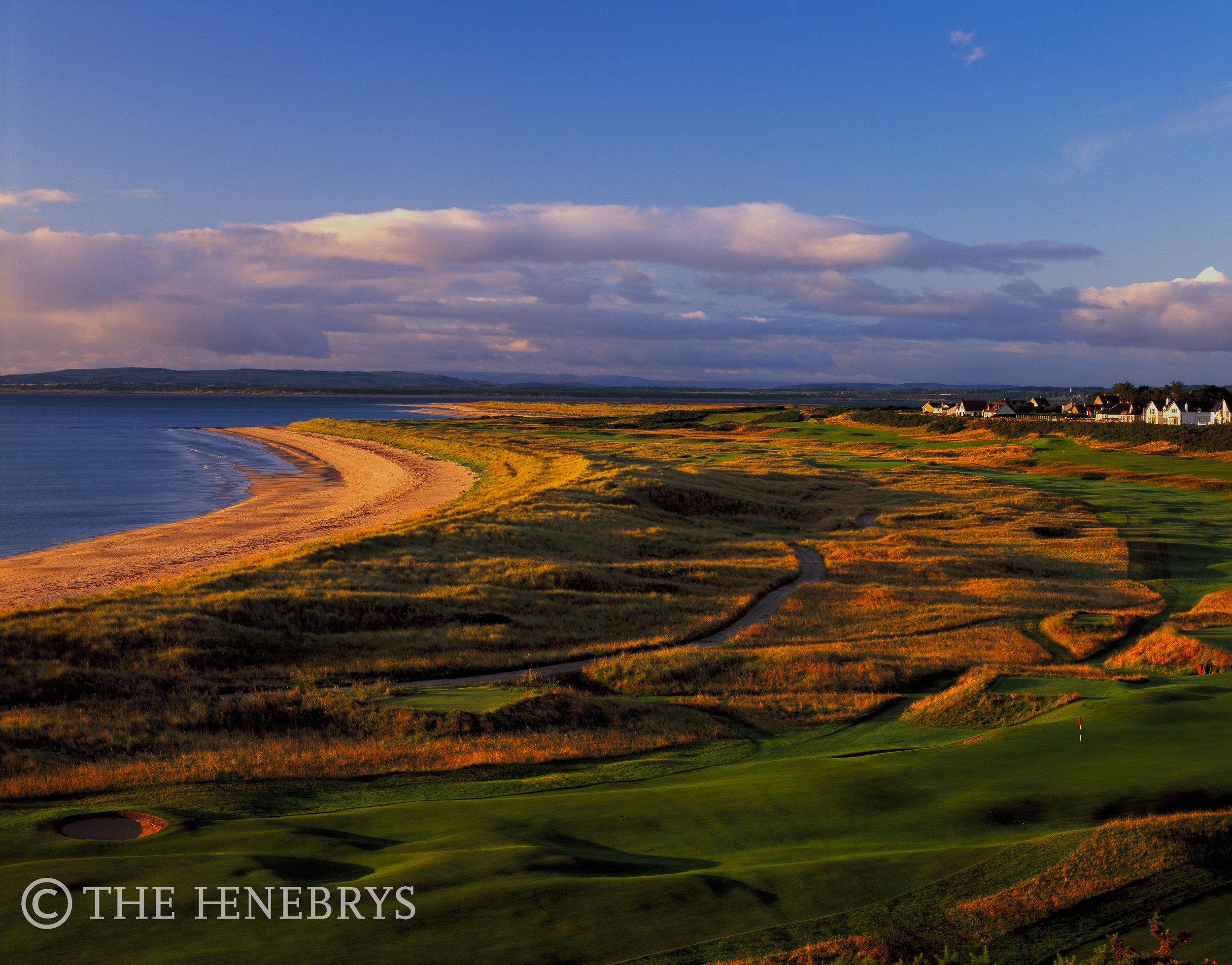 11th Royal Dornoch Golf Club, Dornoch, Scotland