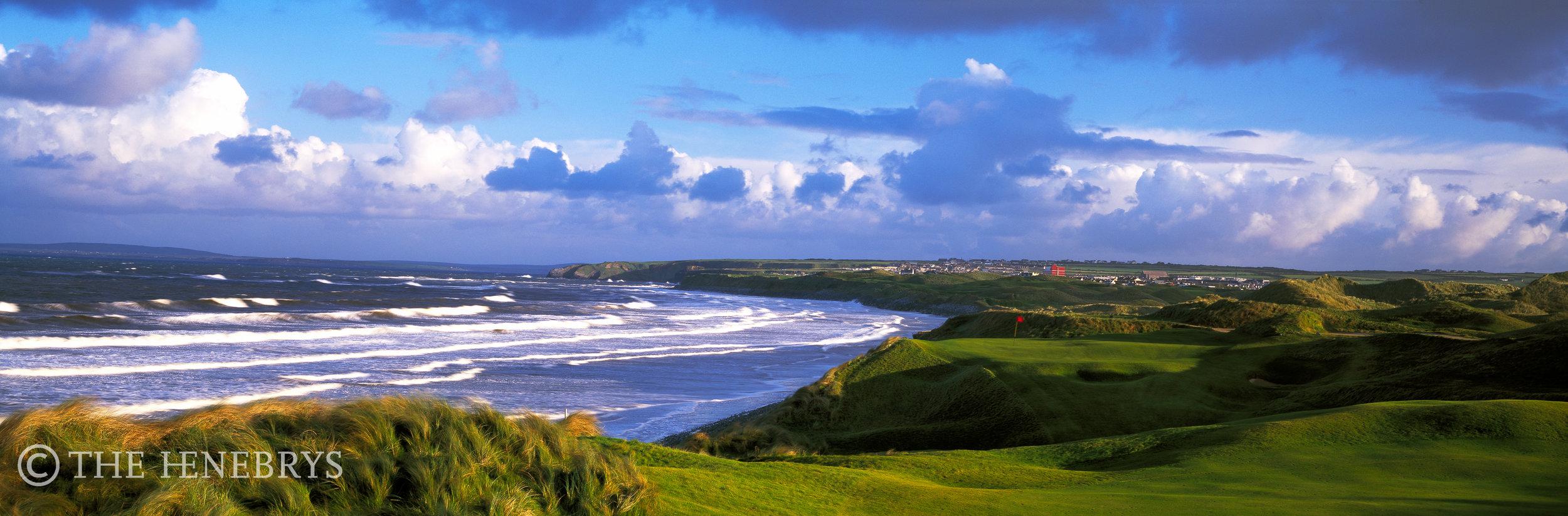17th Cashen Course, Ballybunion Golf Club, Co. Kerry,  Ireland