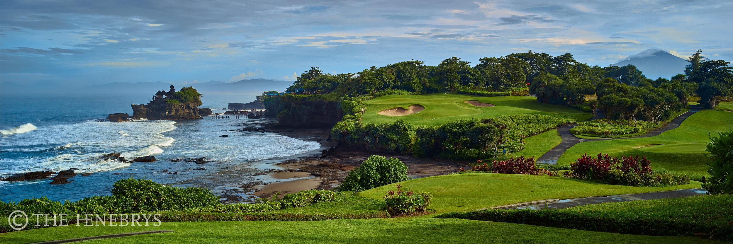 7th Nirwana Bali Golf Club, Indonesia