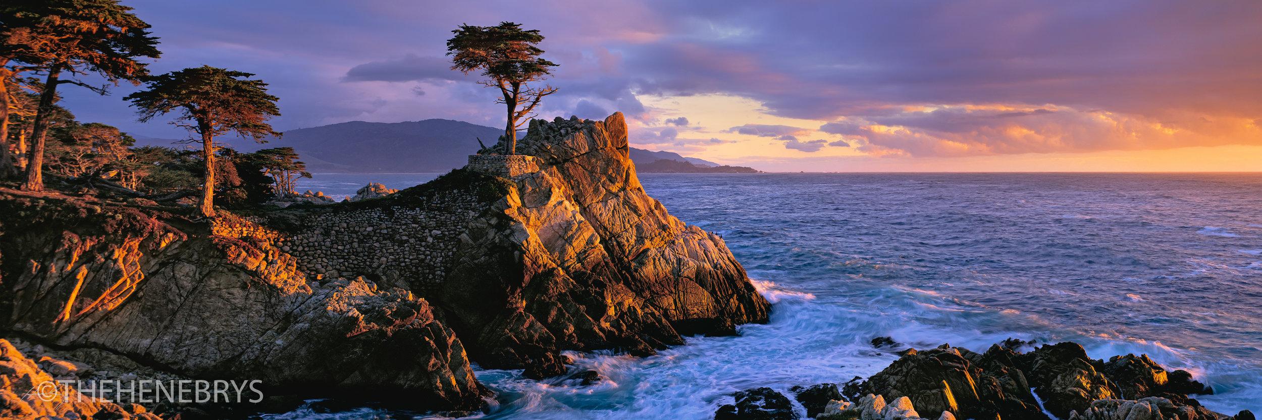 """A Test of Time"" 18th Pebble Beach Golf Links®, California"
