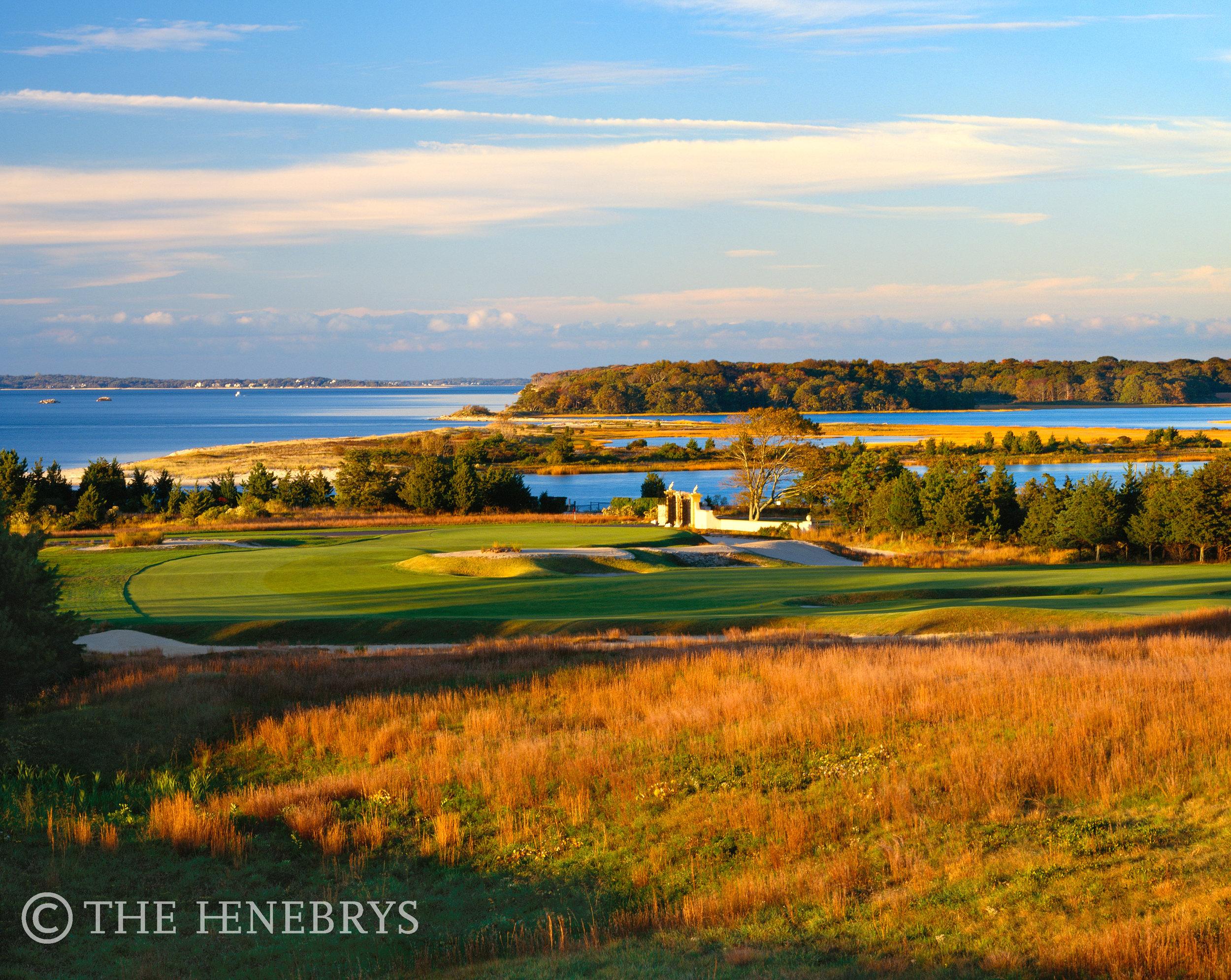 National Golf Links Of America #17, Southampton, New York