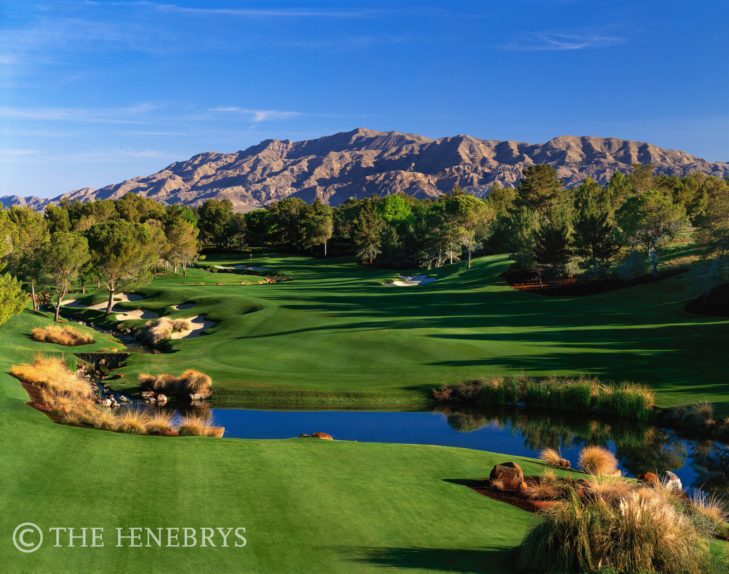 Shadow Creek Golf Club #09, North Las Vegas, Nevada
