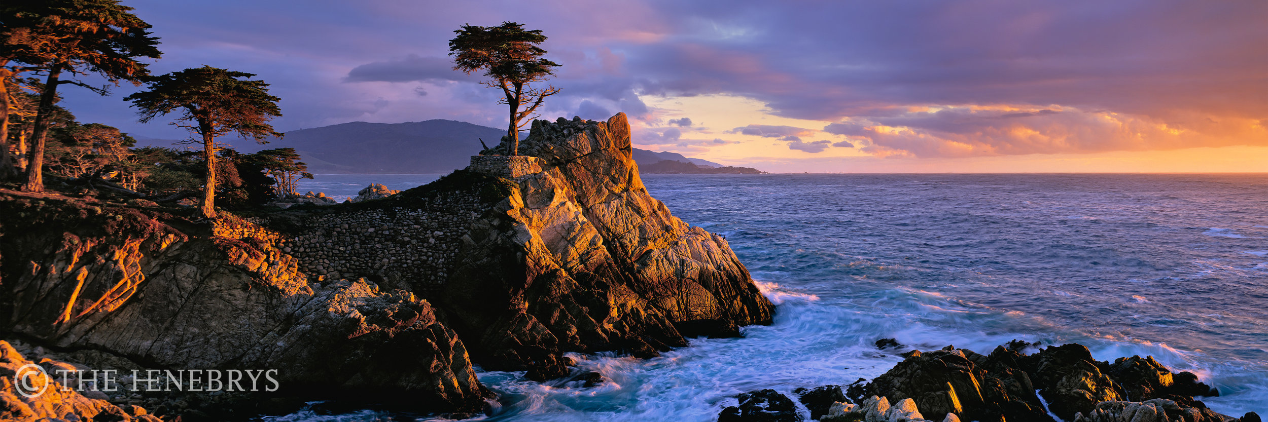 "Pebble Beach Golf Links® The Lone Cypress—""A Test Of Time"", Pebble Beach, California"