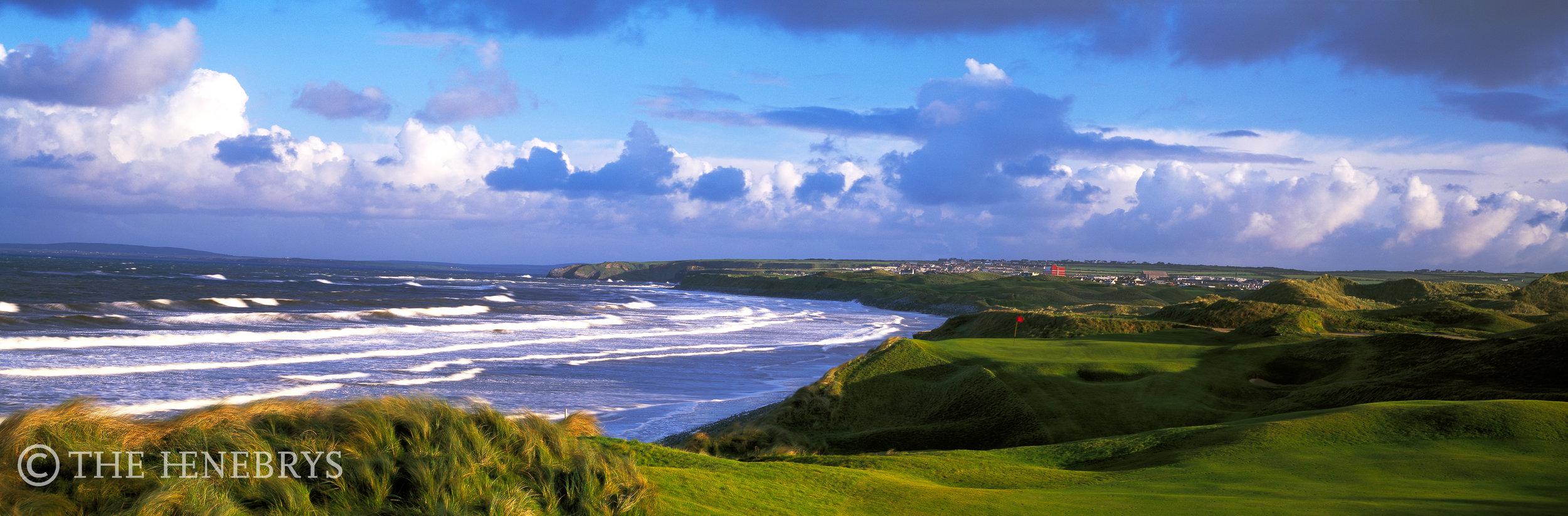 Ballybunion Golf Club, Cashen Course #17, Co. Kerry, Ireland