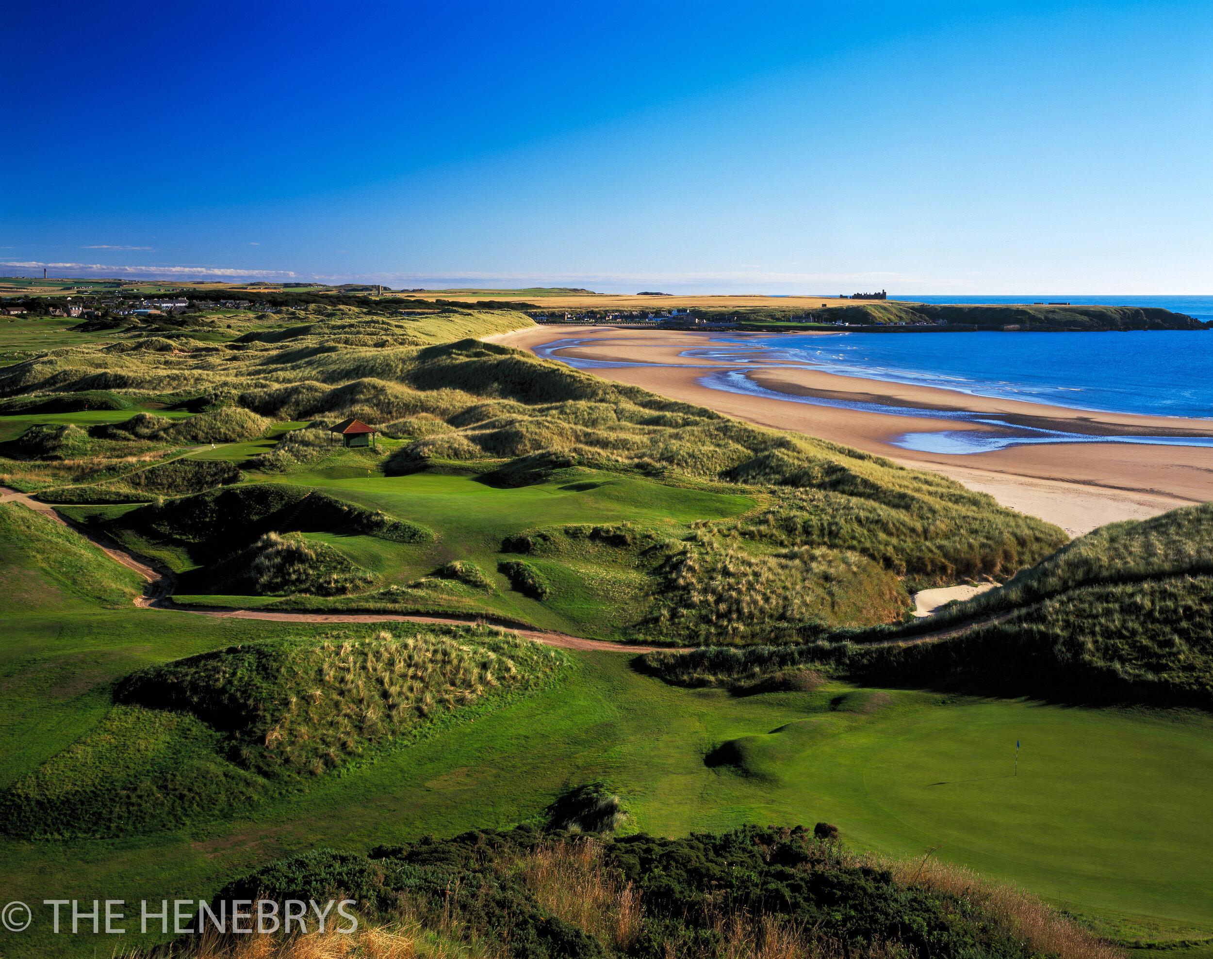 Cruden Bay Golf Club #09, Cruden Bay, Scotland