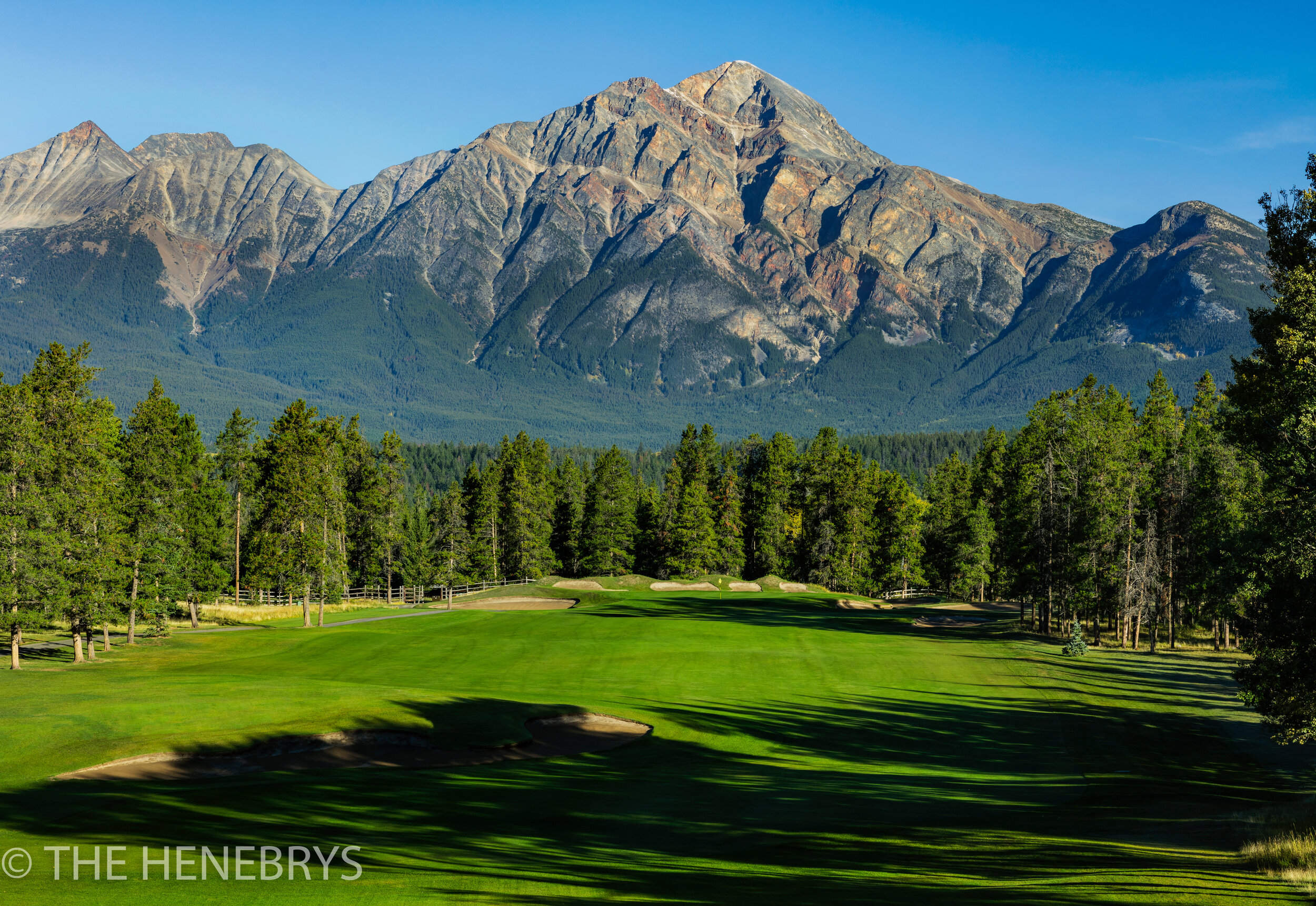 Fairmont Jasper Park Golf Club #11, Jasper, Canada