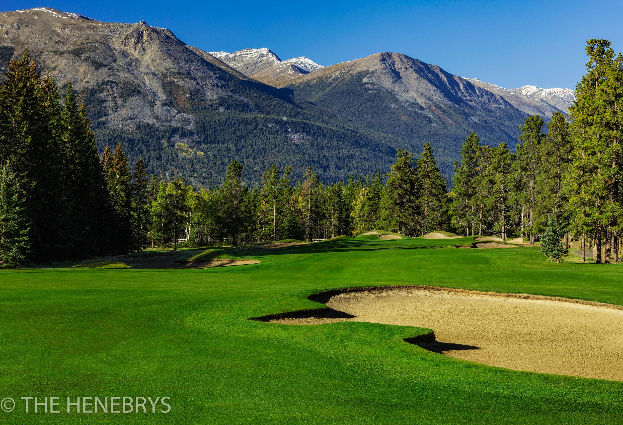 Fairmont Jasper Park Golf Club #05, Jasper, Canada