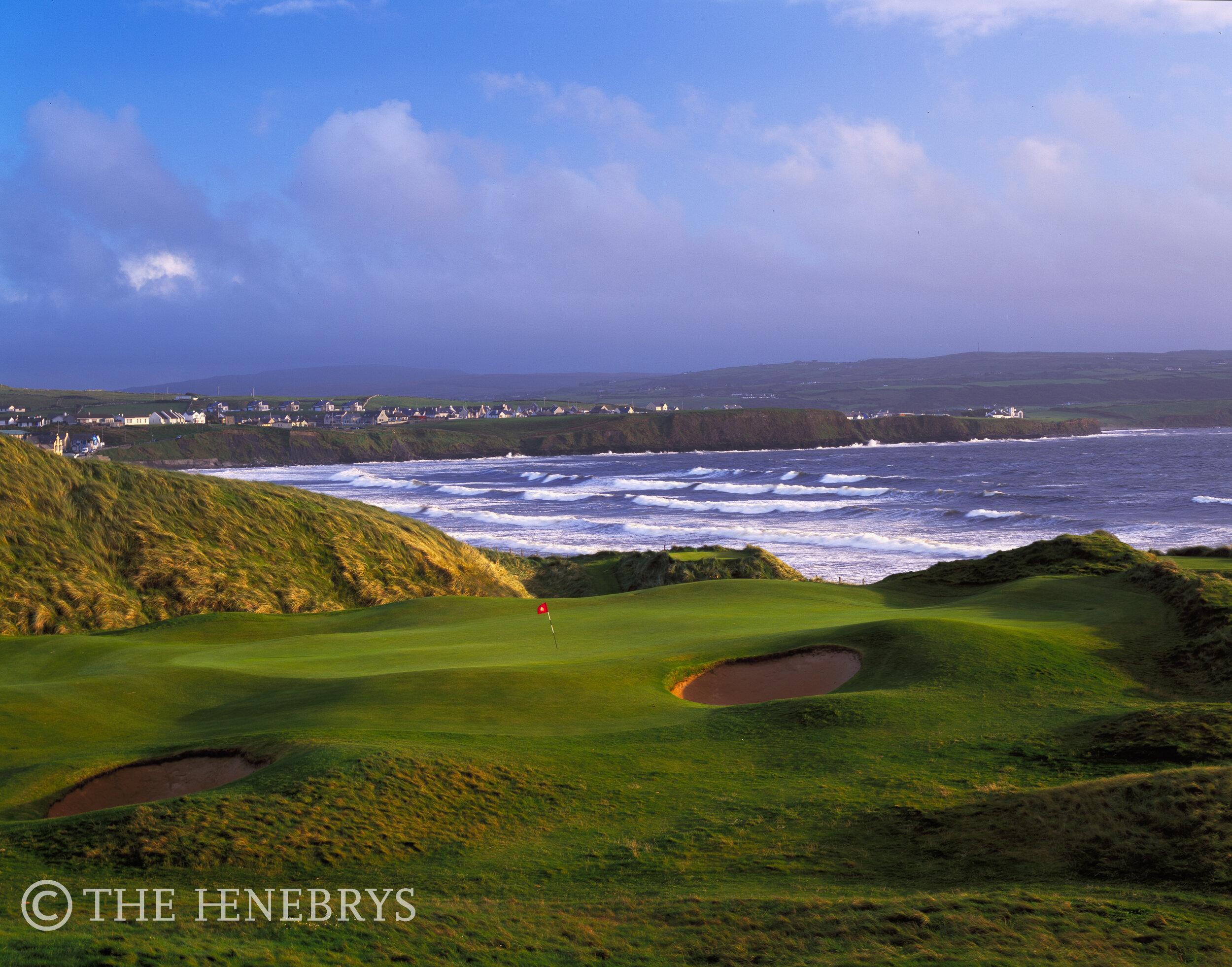 La Hinch Golf Club #06, La Hinch, Ireland