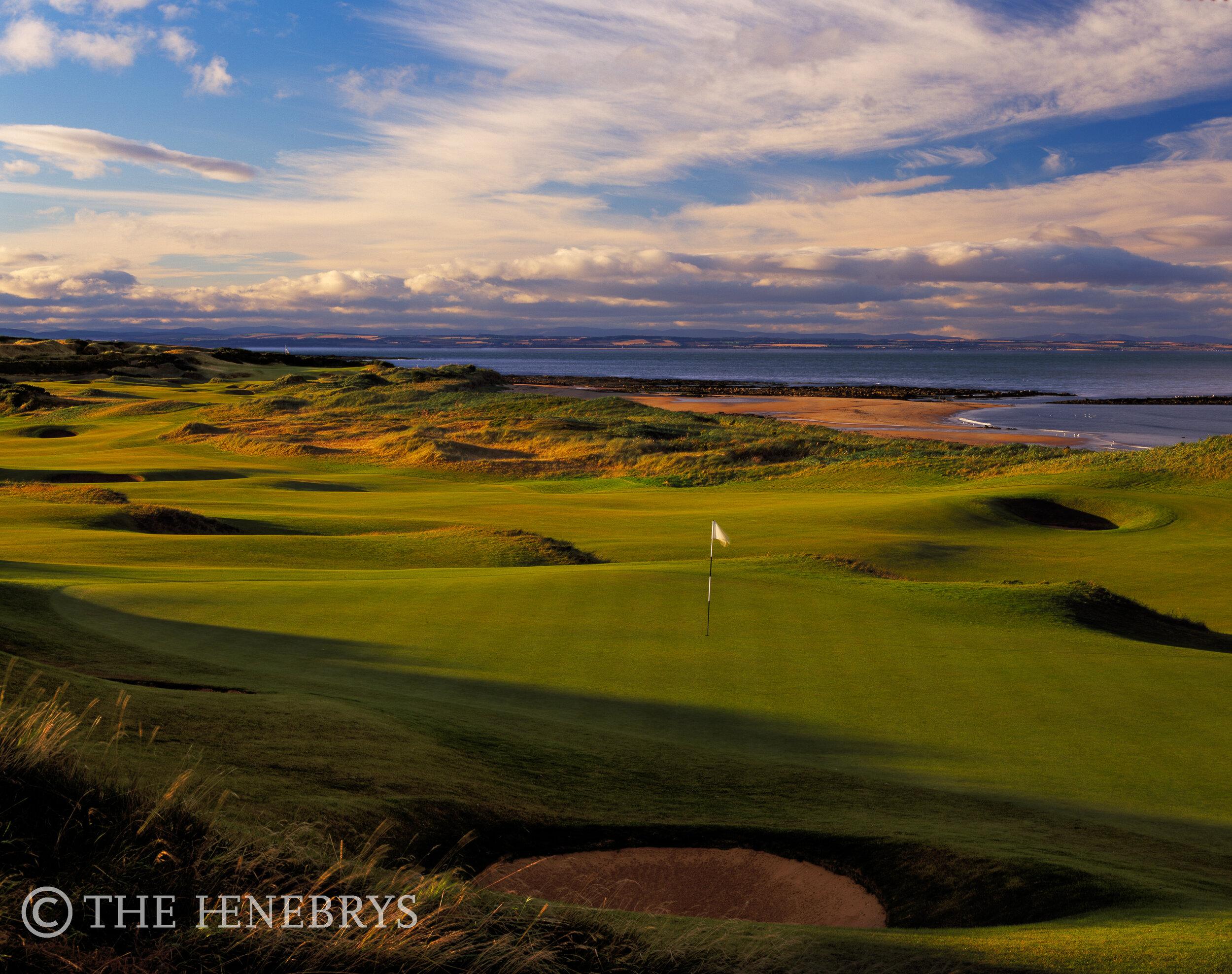 Kingsbarns Golf Club #08r, Kingsbarns, Scotland