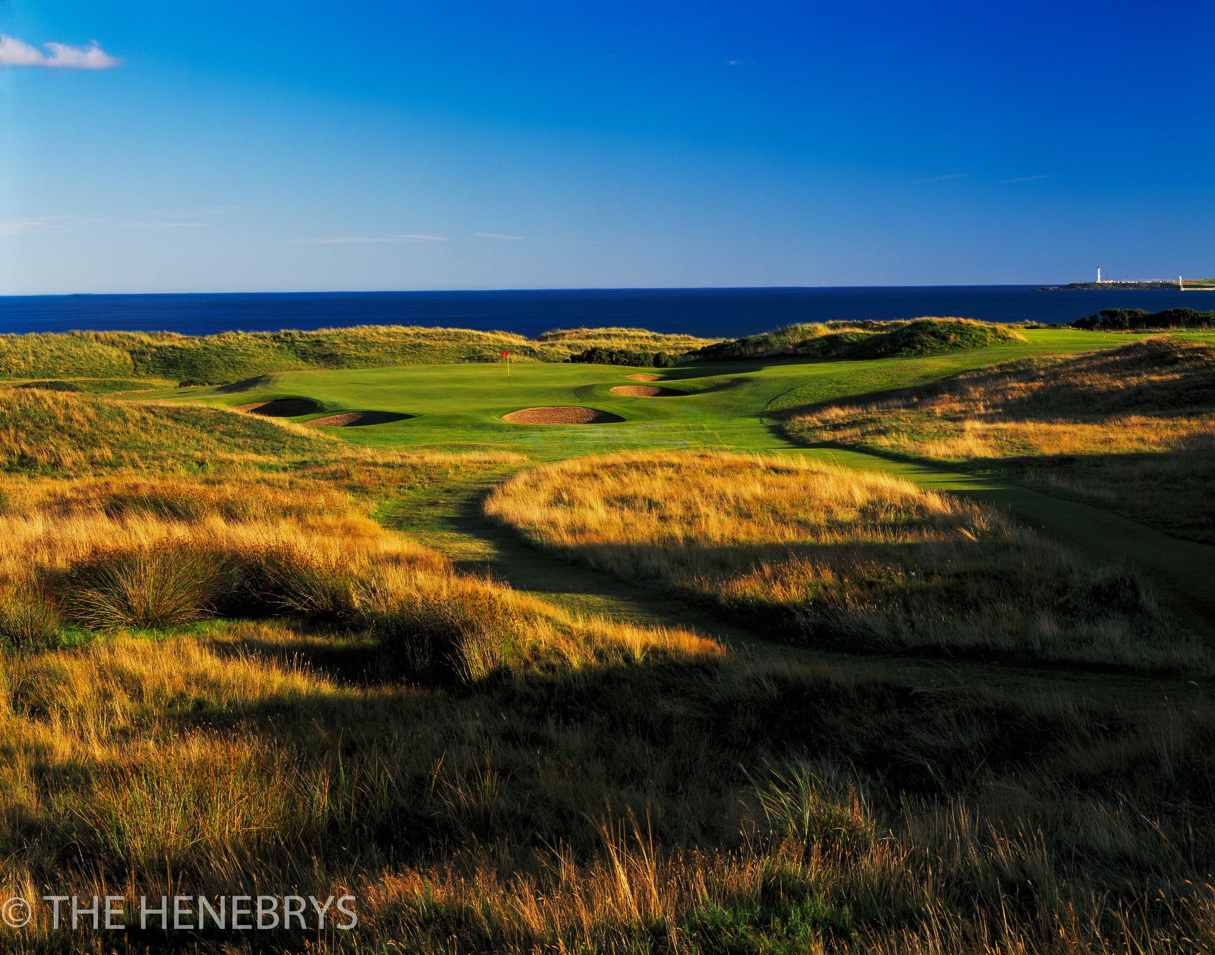 Royal Aberdeen Golf Club #17, Aberdeen, Scotland