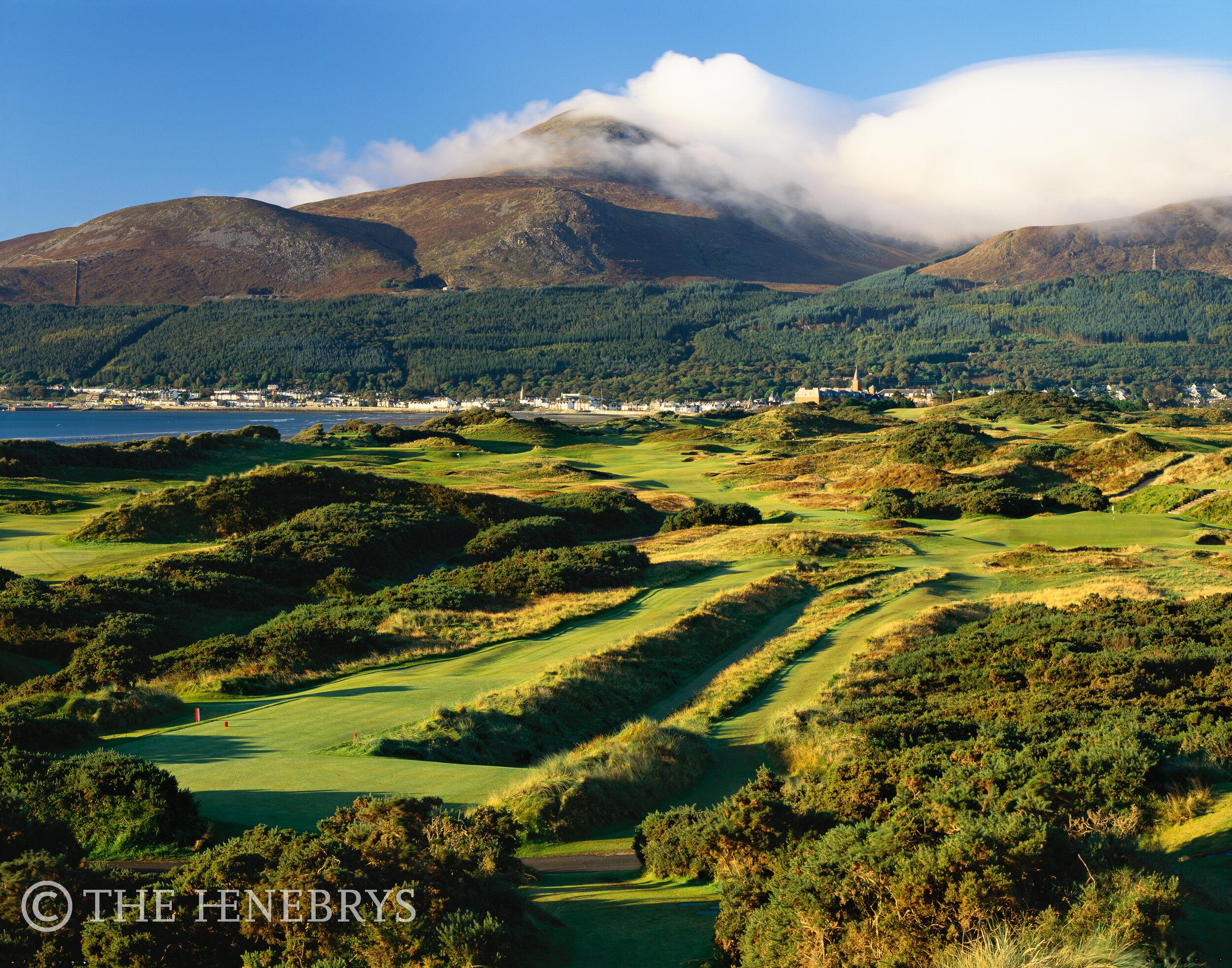 Royal County Down Golf Club #03 & 04, Newcastle, Northern Ireland