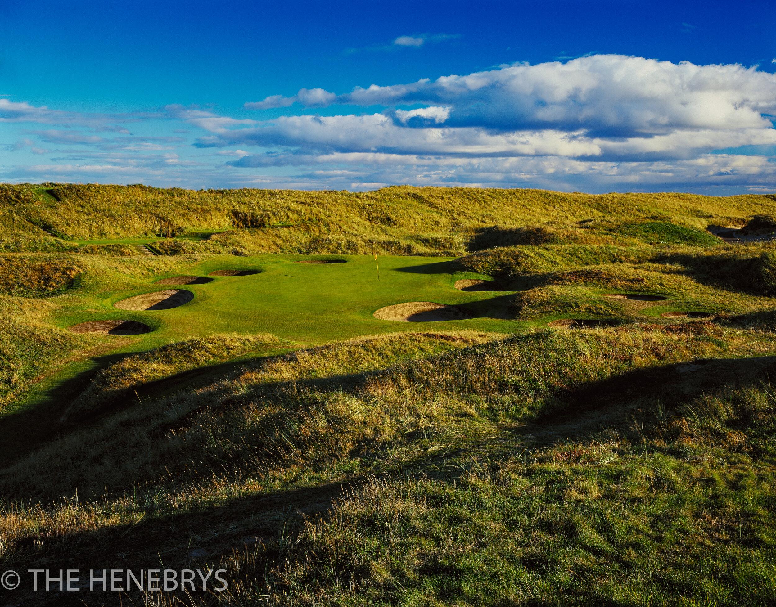 Royal Aberdeen Golf Club #08, Aberdeen, Scotland