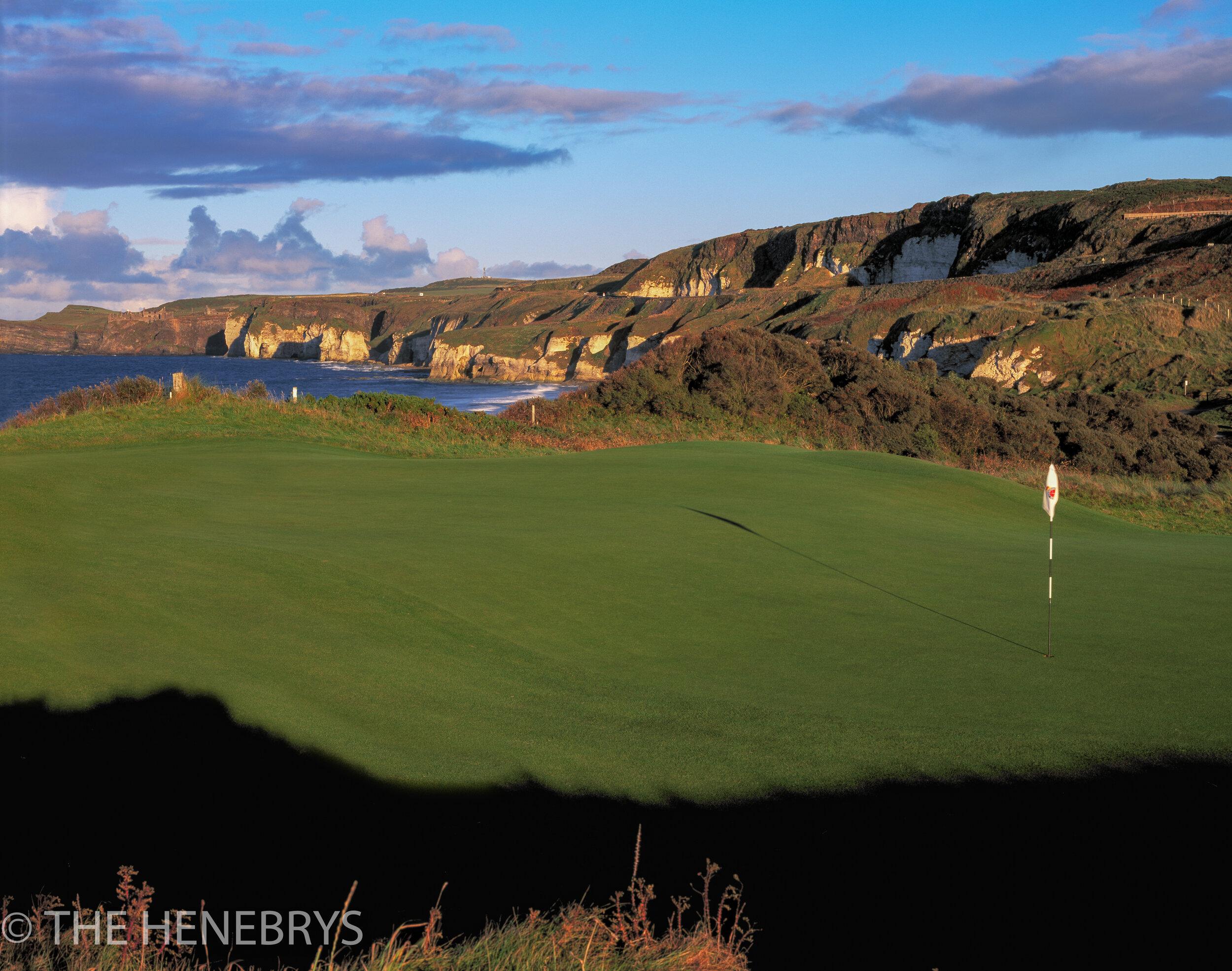 Royal Portrush Golf Club, Dunluce Links Course #05, Portrush, Northern Ireland