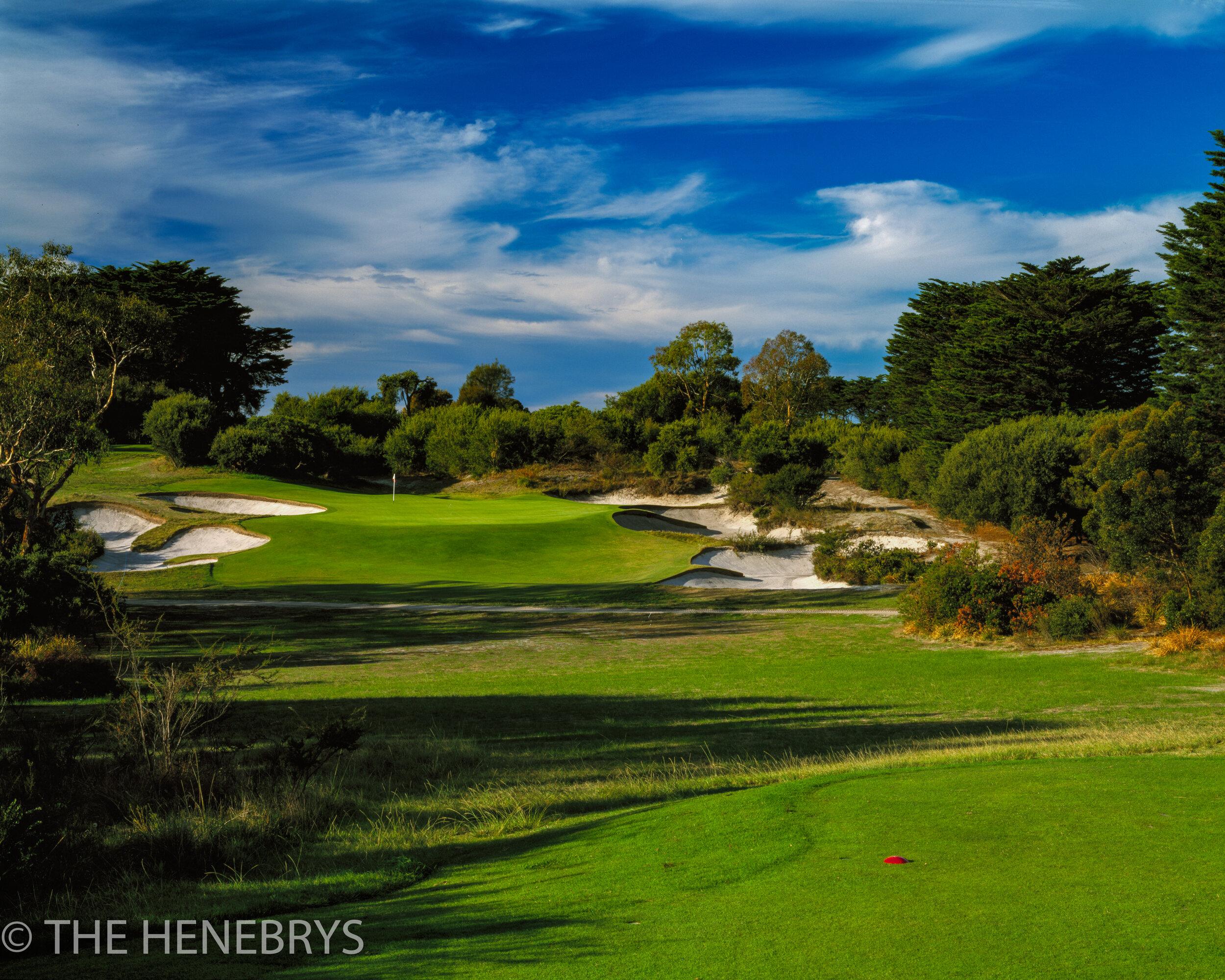 Royal Melbourne Golf Club, West Course #05, Black Rock, Australia