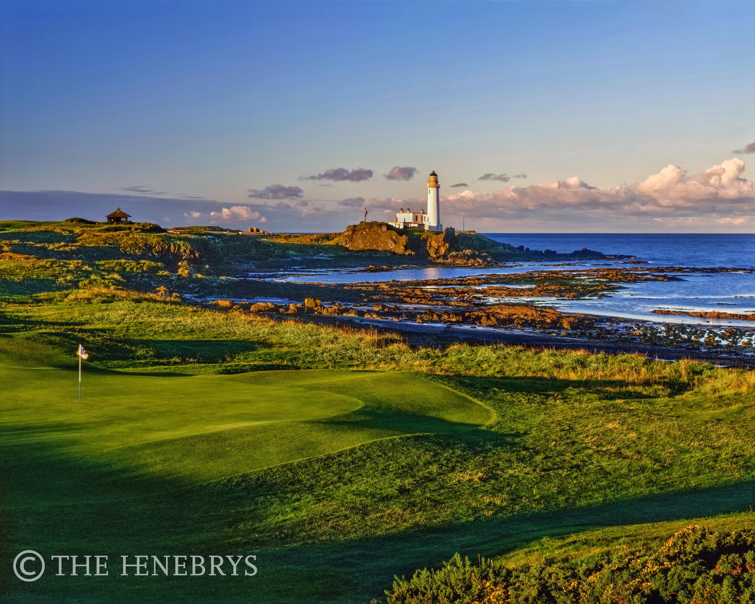 Turnberry Golf Club, Alisa Course #10r, Turnberry, Scotland