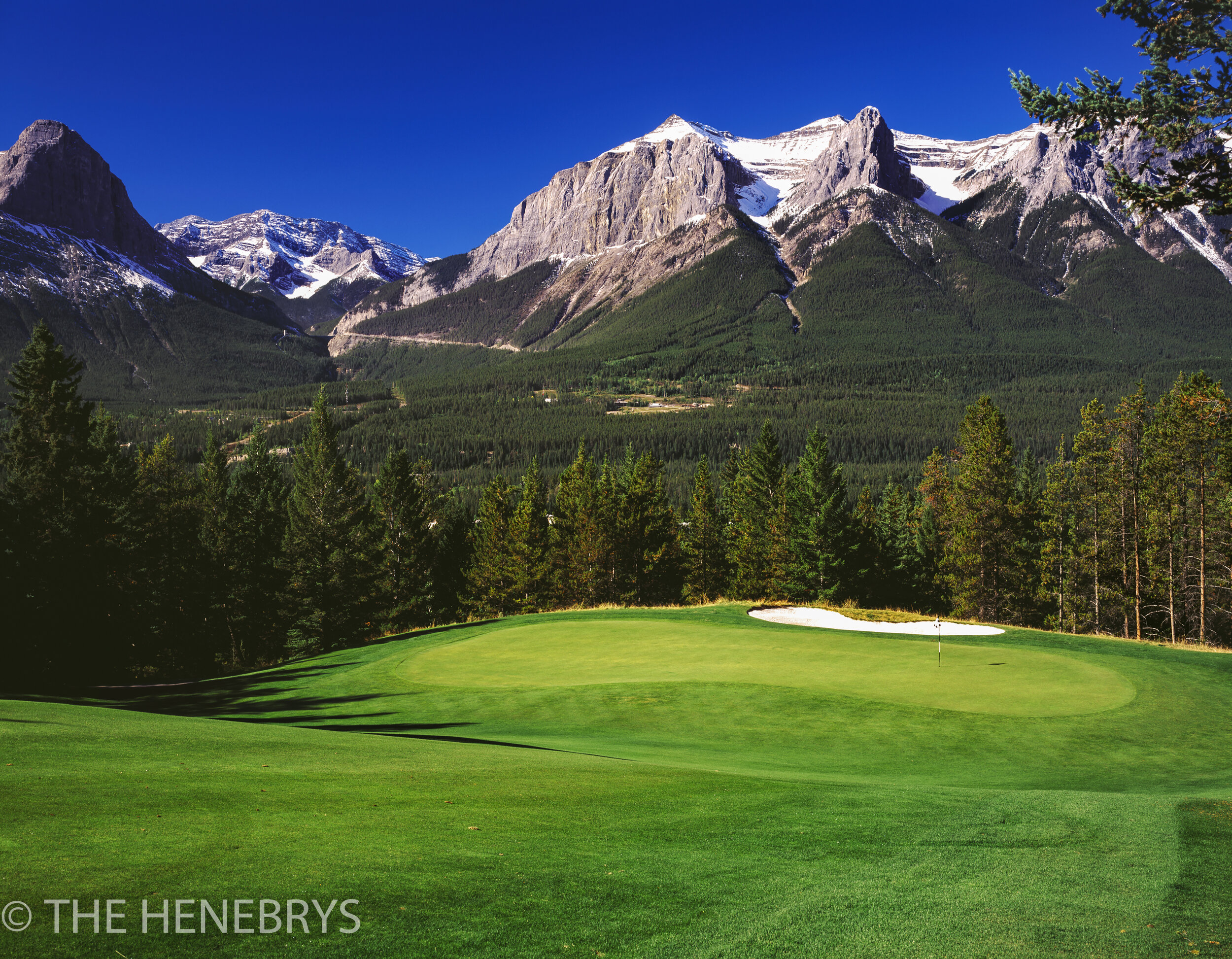 Silvertip Golf Resort #01, Canmore, Canada