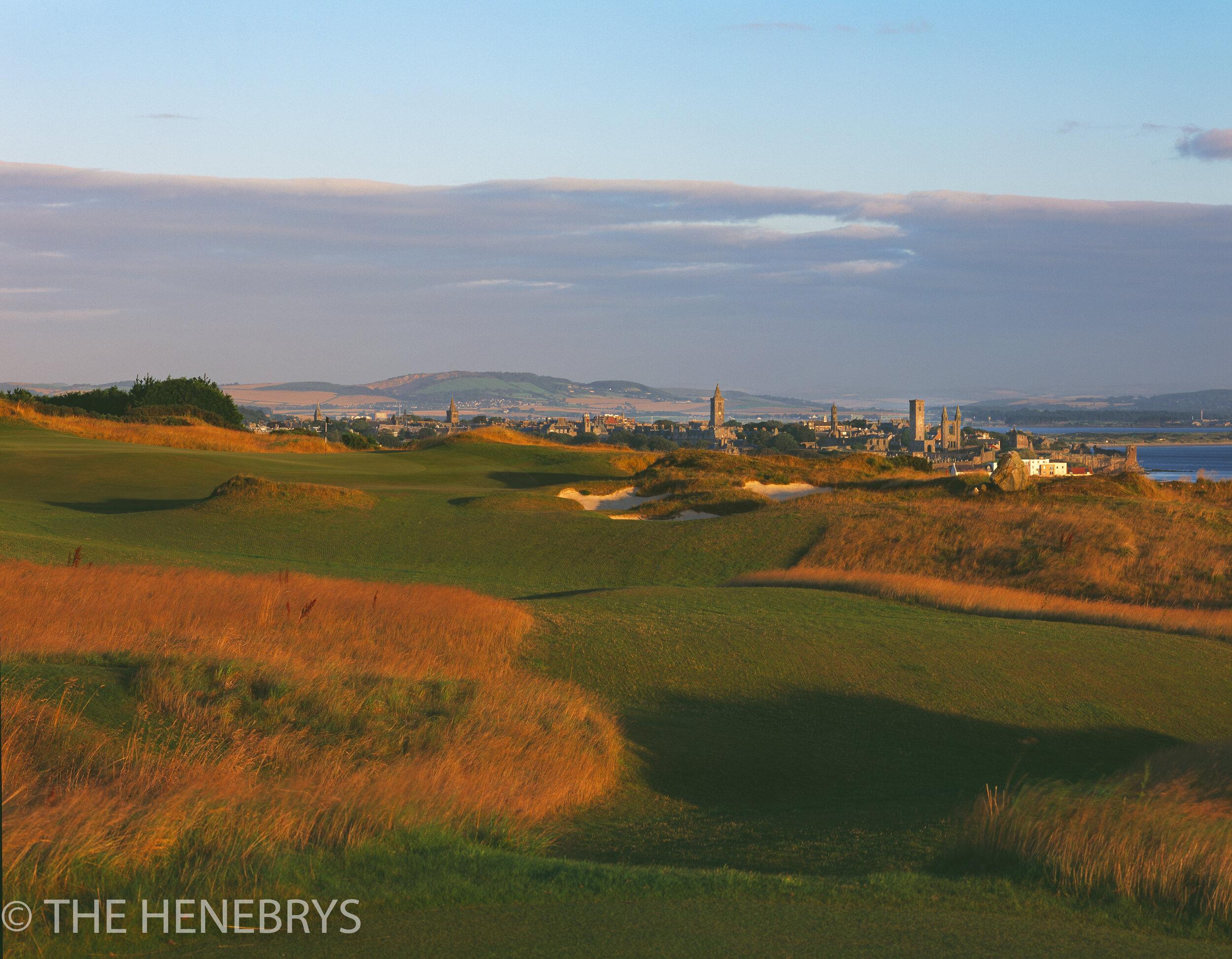 St. Andrews Golf Club,Castle Course #03, St. Andrews, Scotland