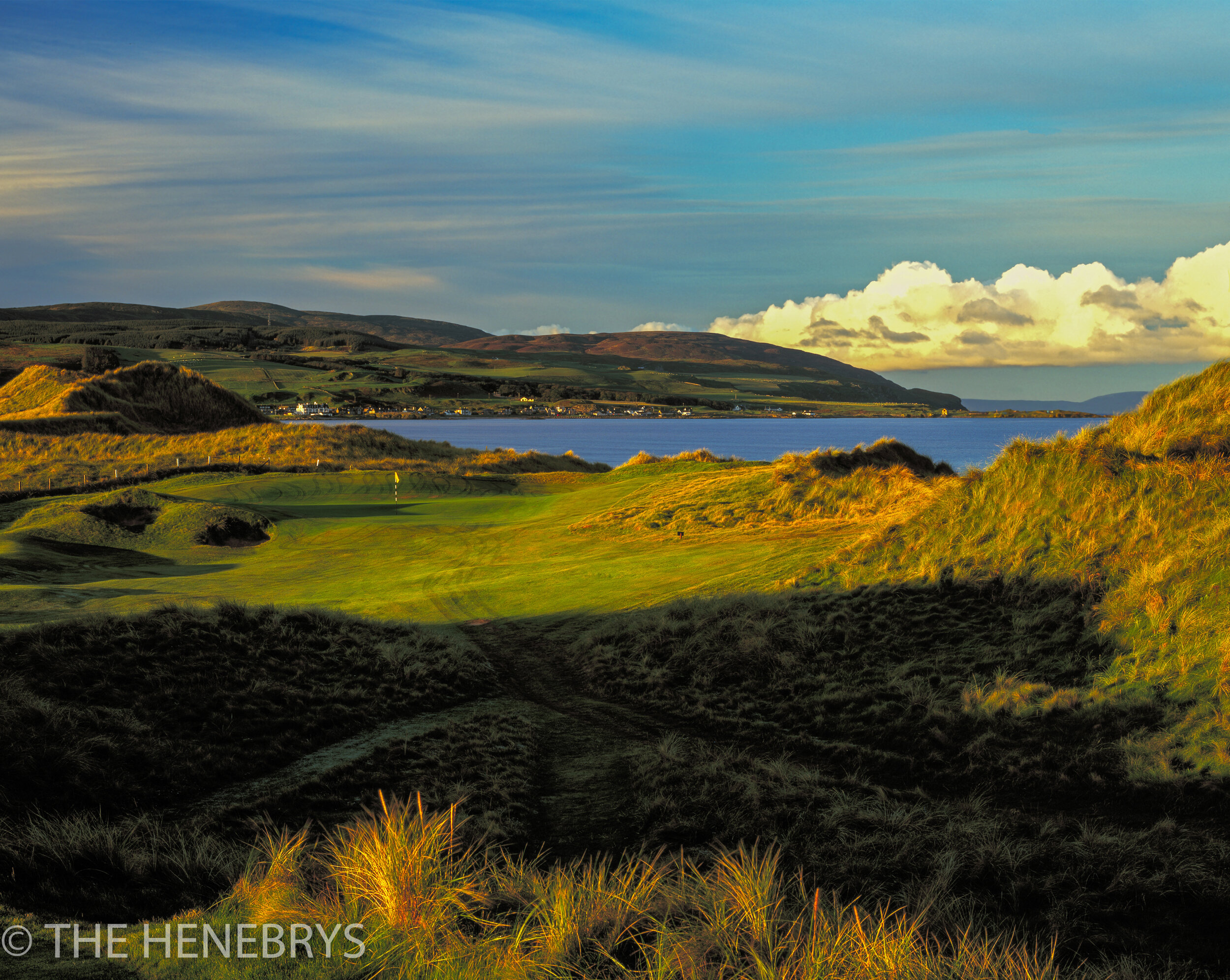 Machrihanish Dunes Golf Club #05, Campbeltown, Scotland
