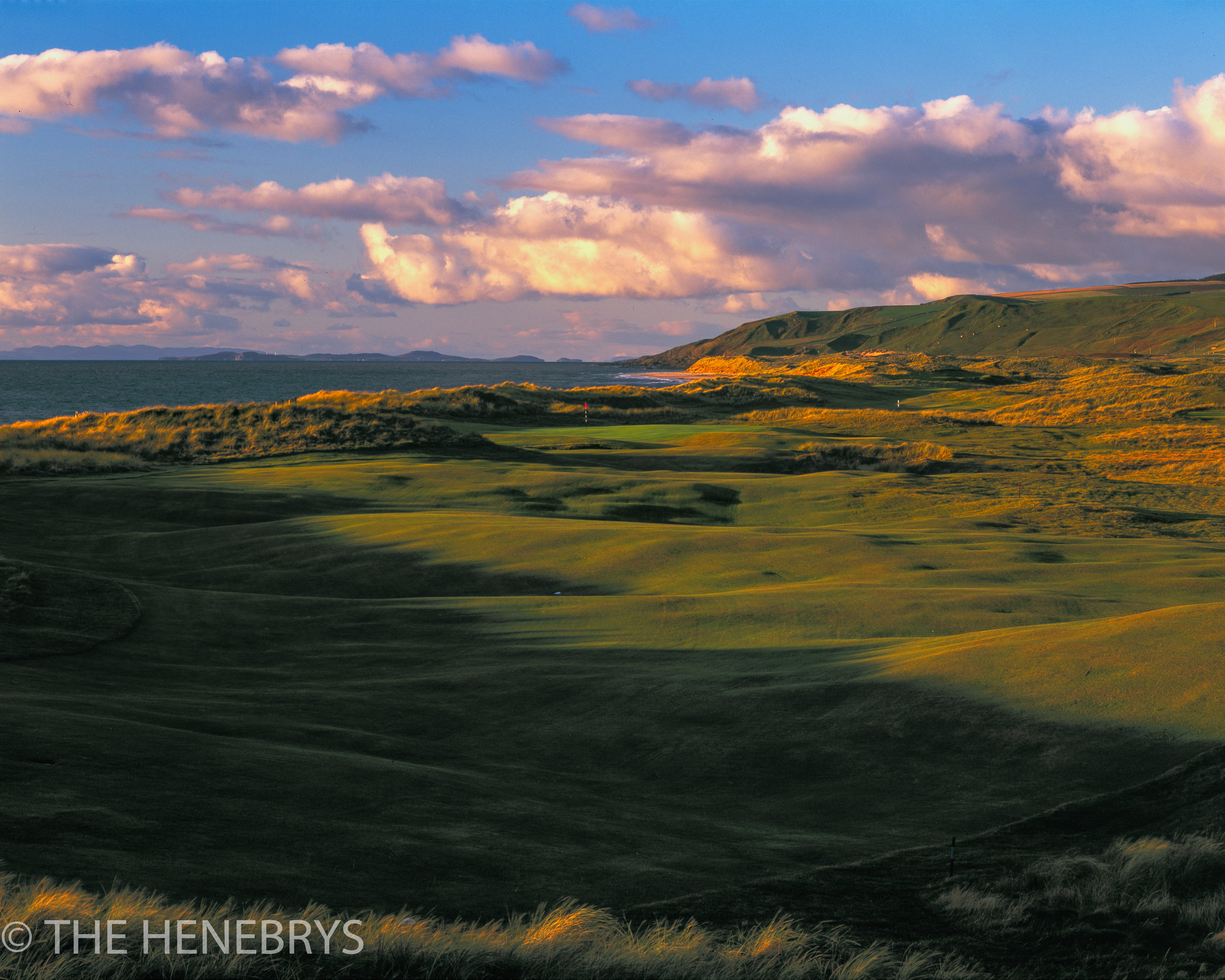 Machrihanish Dunes Golf Club #15, Campbeltown, Scotland