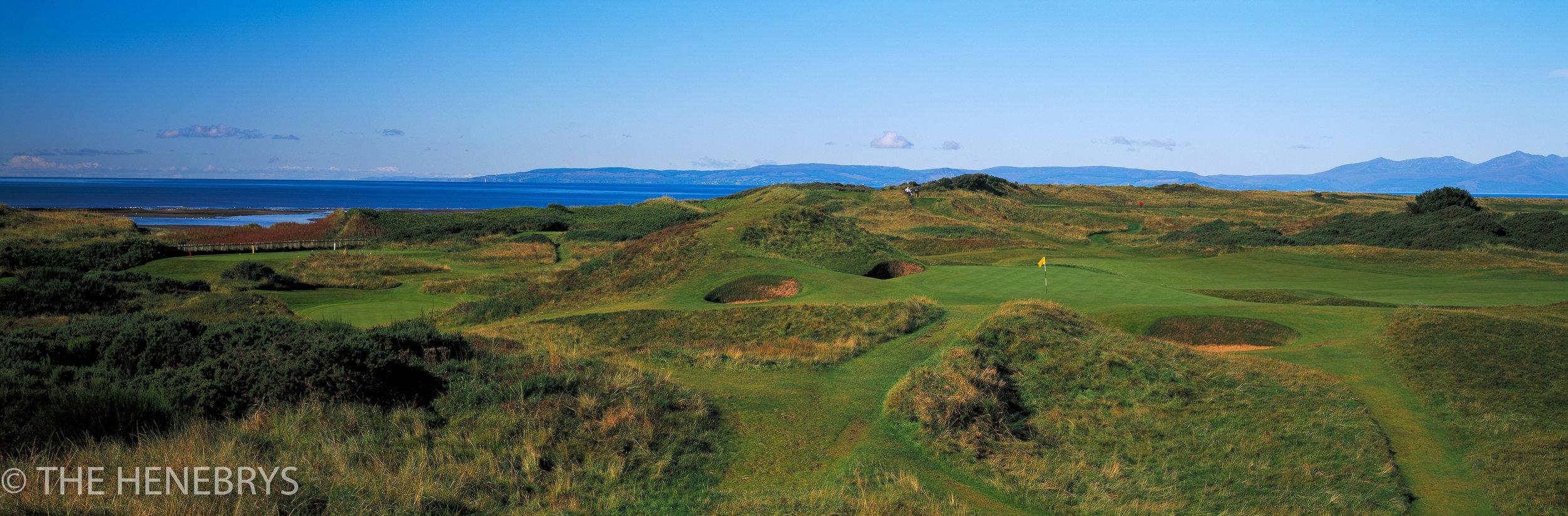 Royal Troon Golf Club #08, Troon, Scotland
