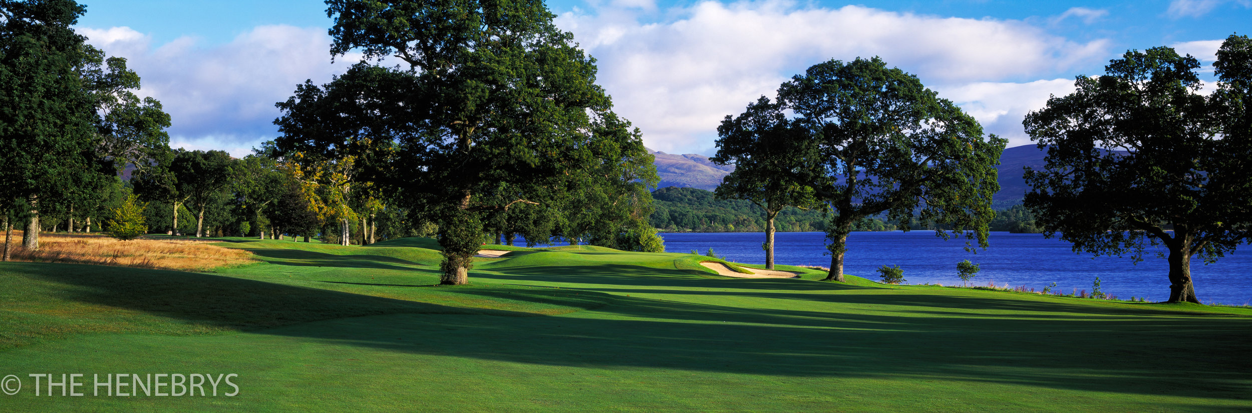 Loch Lomand Golf Club #06, Luss, Scotland