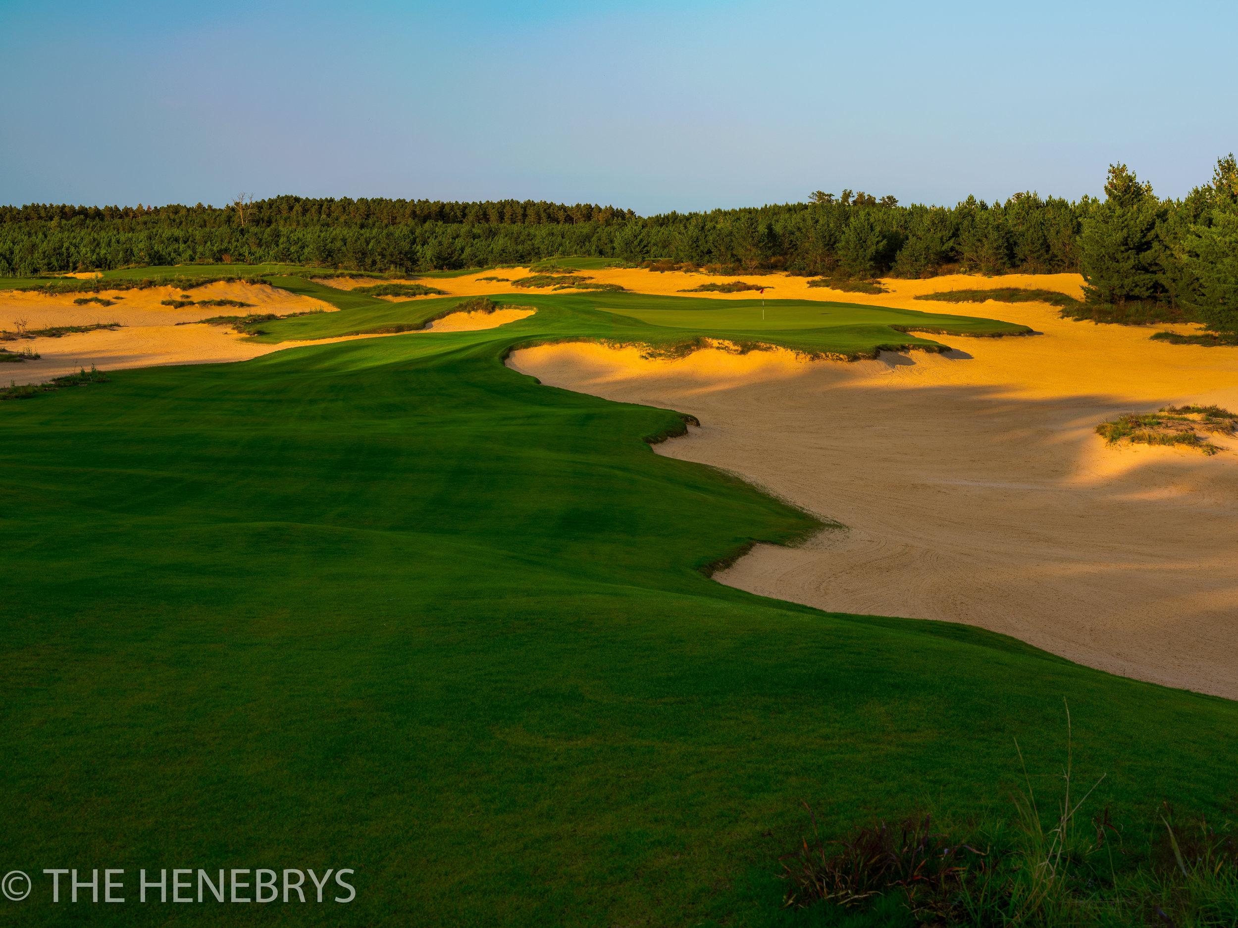Sand Valley Golf Resort, Mammoth Dunes Course #07, Nekoosa, Wisconsin