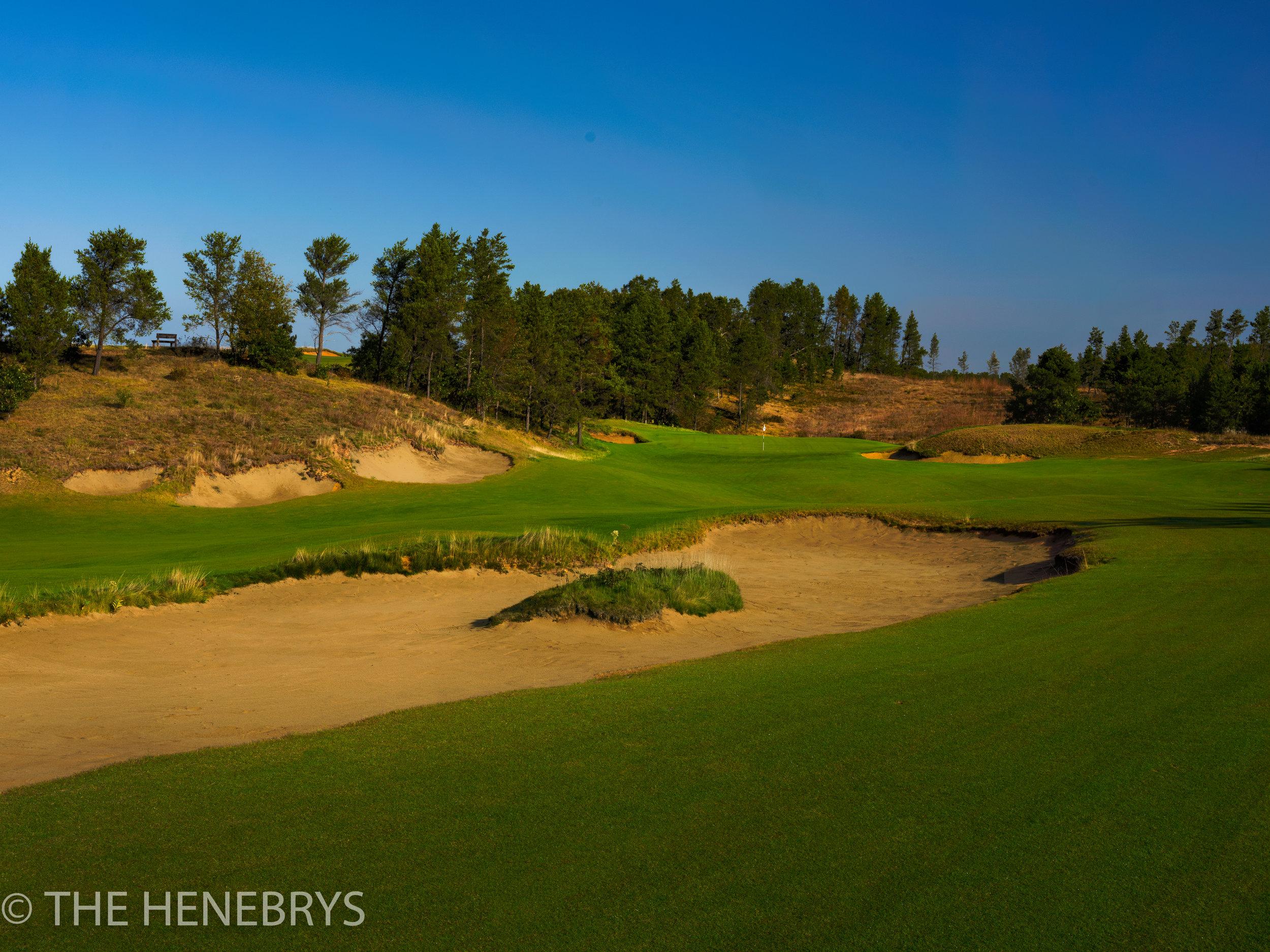 Sand Valley Golf Resort, Sand Valley Course #07, Nekoosa, Wisconsin
