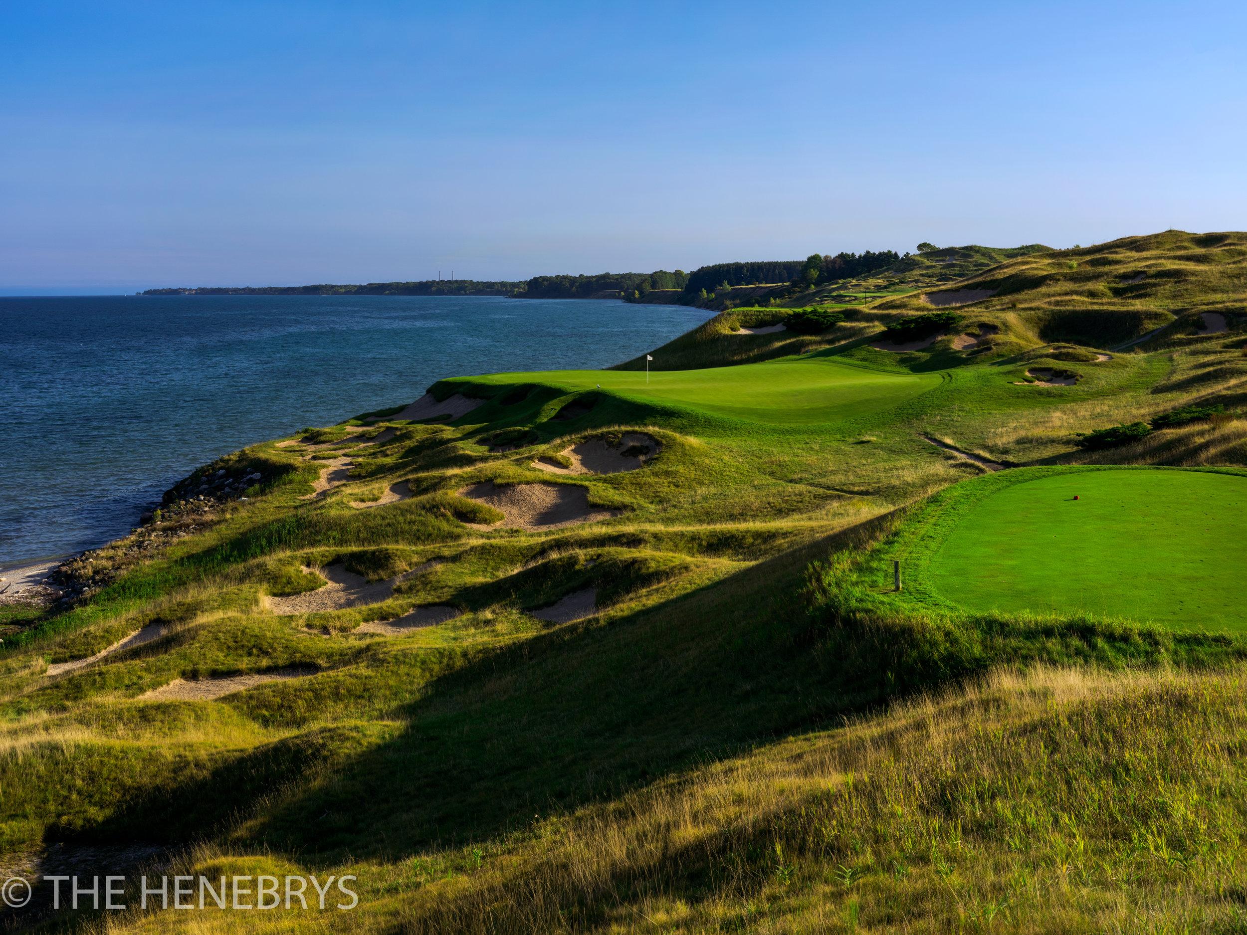Whistling Straits, Straits Course #03, Kohler, Wisconsin