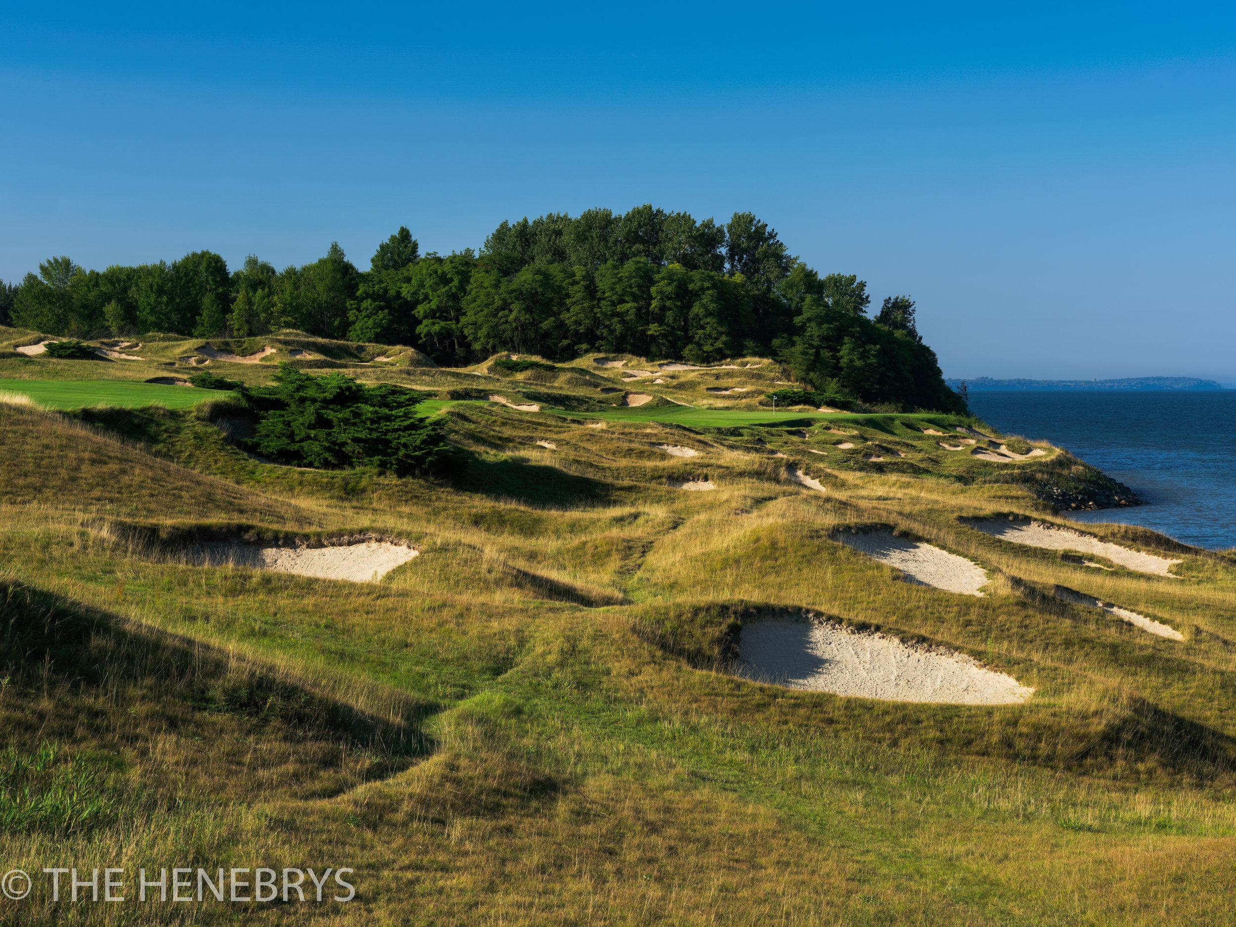 Whistling Straits, Straits Course #14, Kohler, Wisconsin
