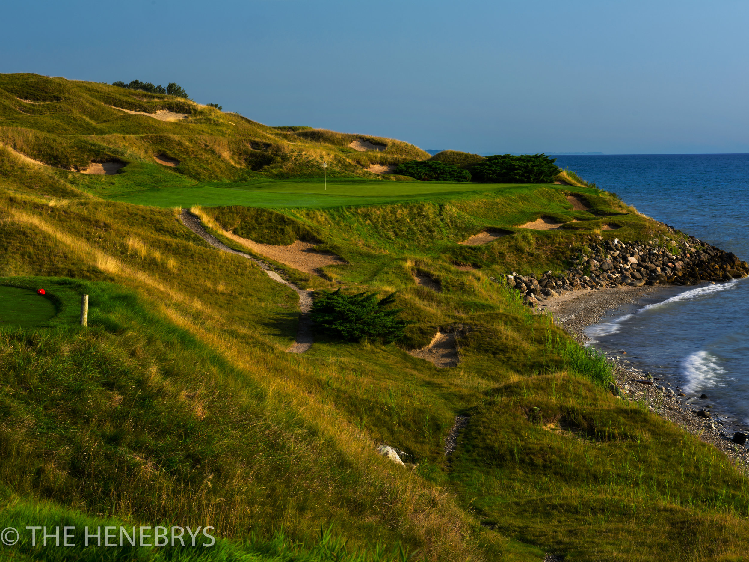 Whistling Straits, Straits Course #07, Kohler, Wisconsin