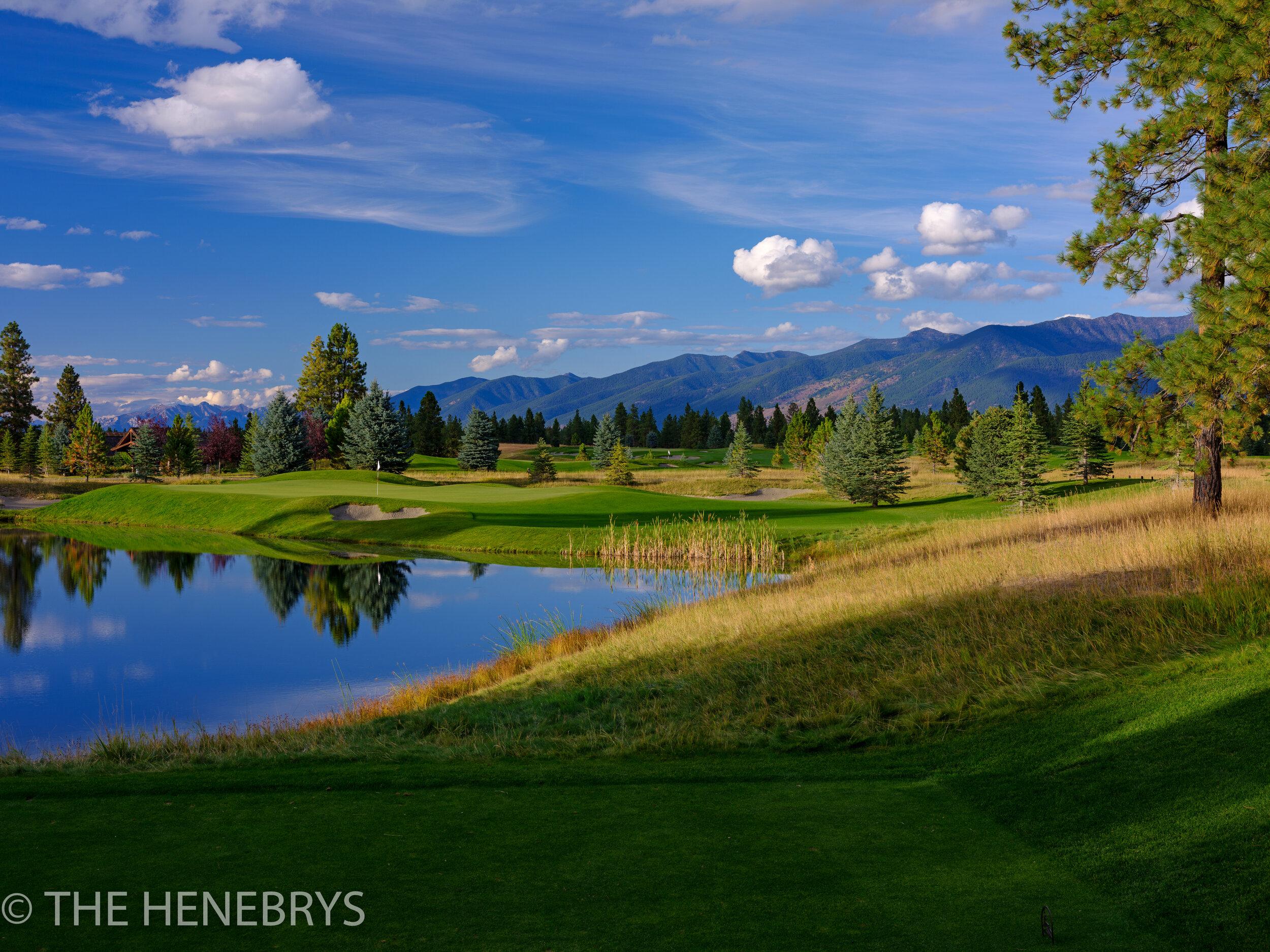 Wilderness Club #05, Eureka, Montana