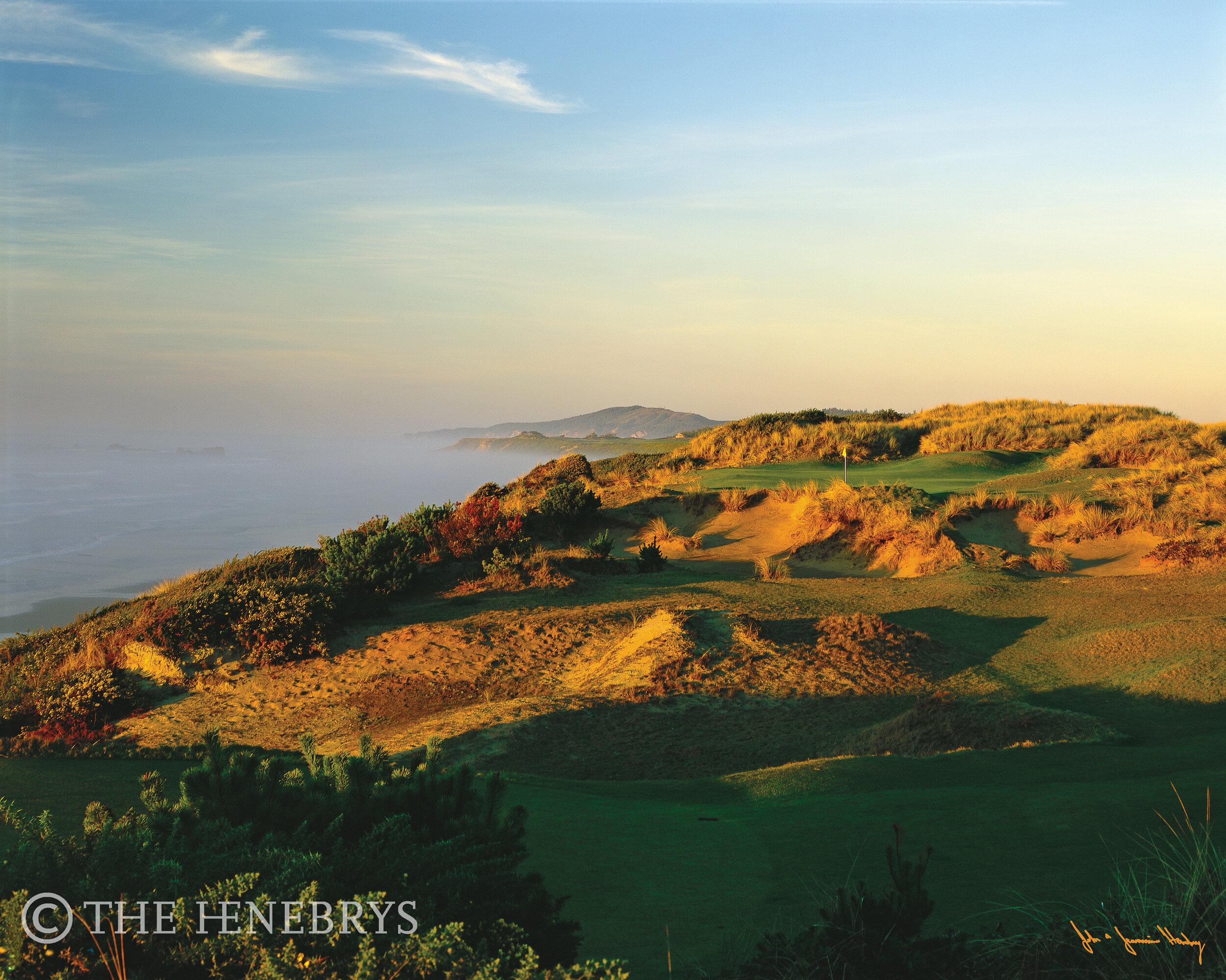 Pacific Dunes Golf Club #11, Bandon, Oregon