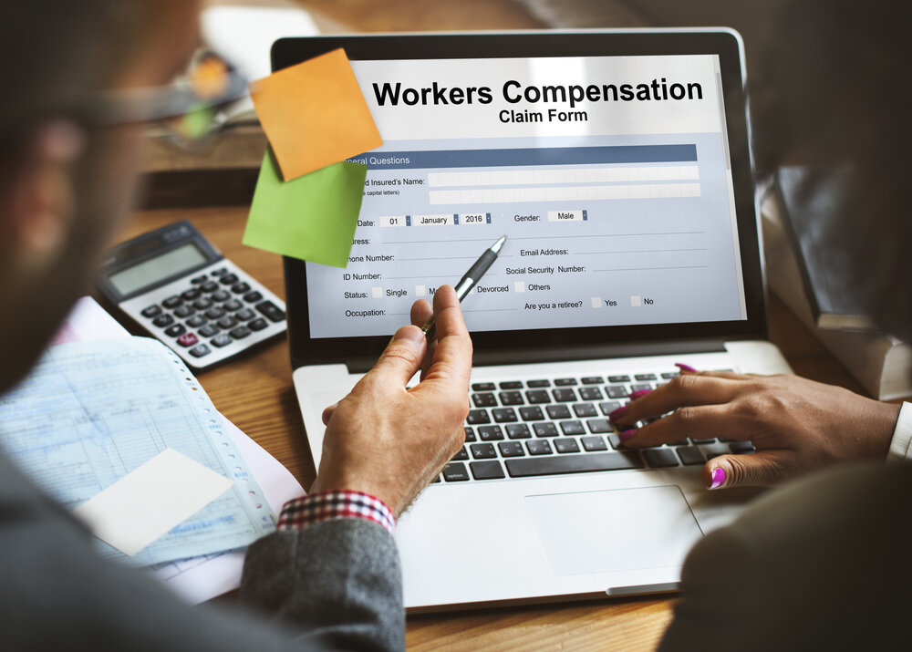workers compensation online form