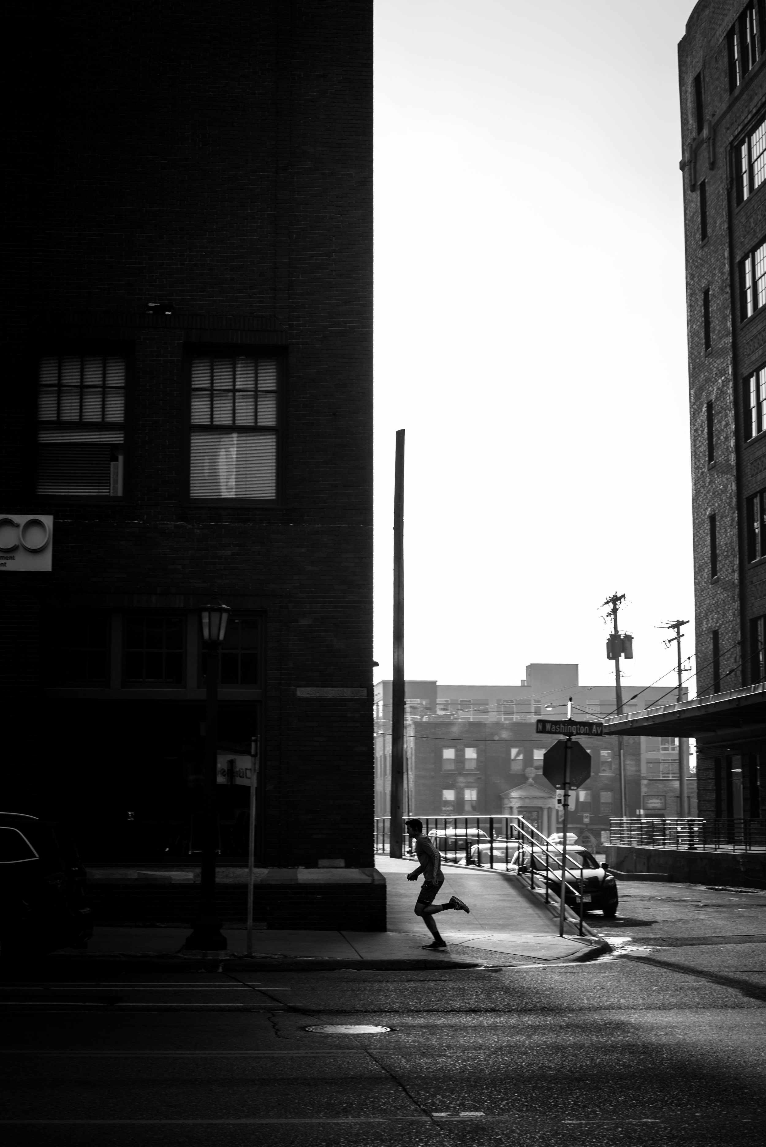 Minneapolis Runner