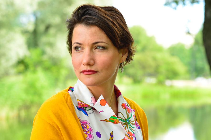 Daria Desombre (Russia | Belgium)