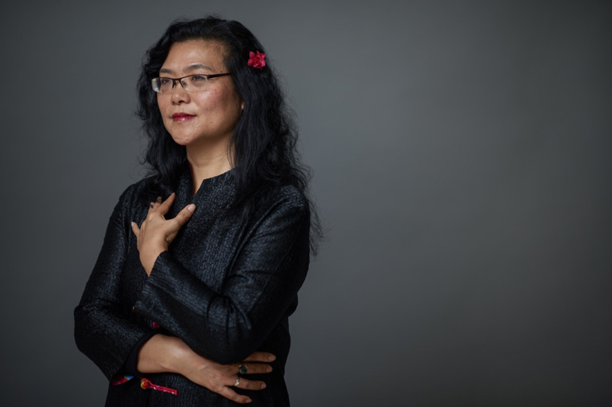 Lijia Zhang (China)