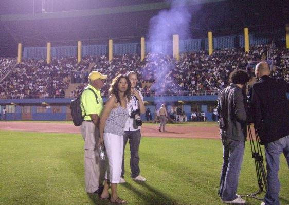 Amahoro National Stadium, Rwanda